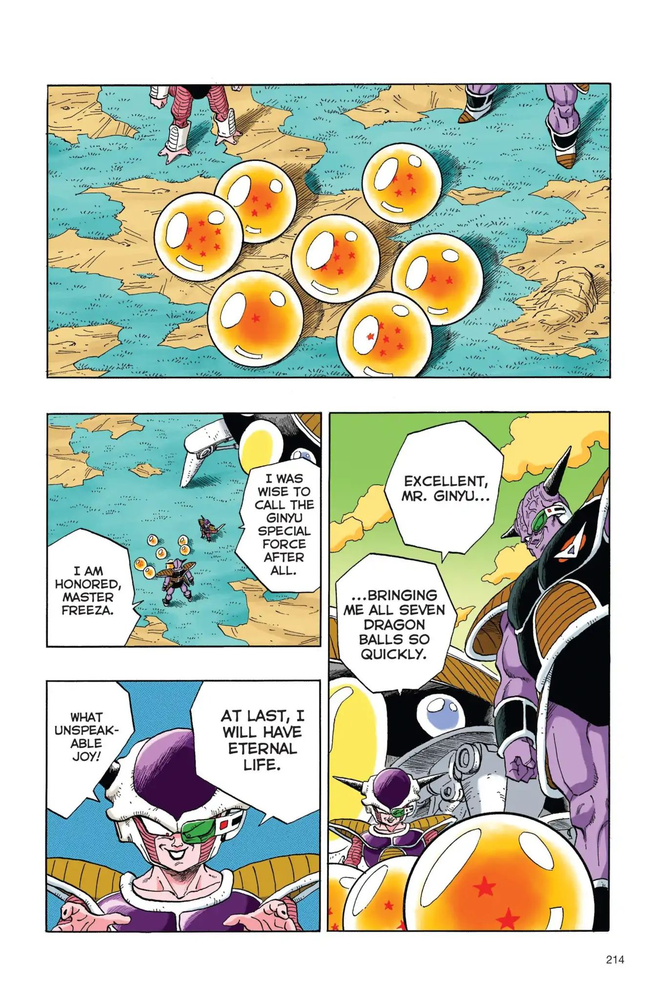 Dragon Ball Full Color Freeza Arc Chapter 32  Online Free Manga Read Image 13