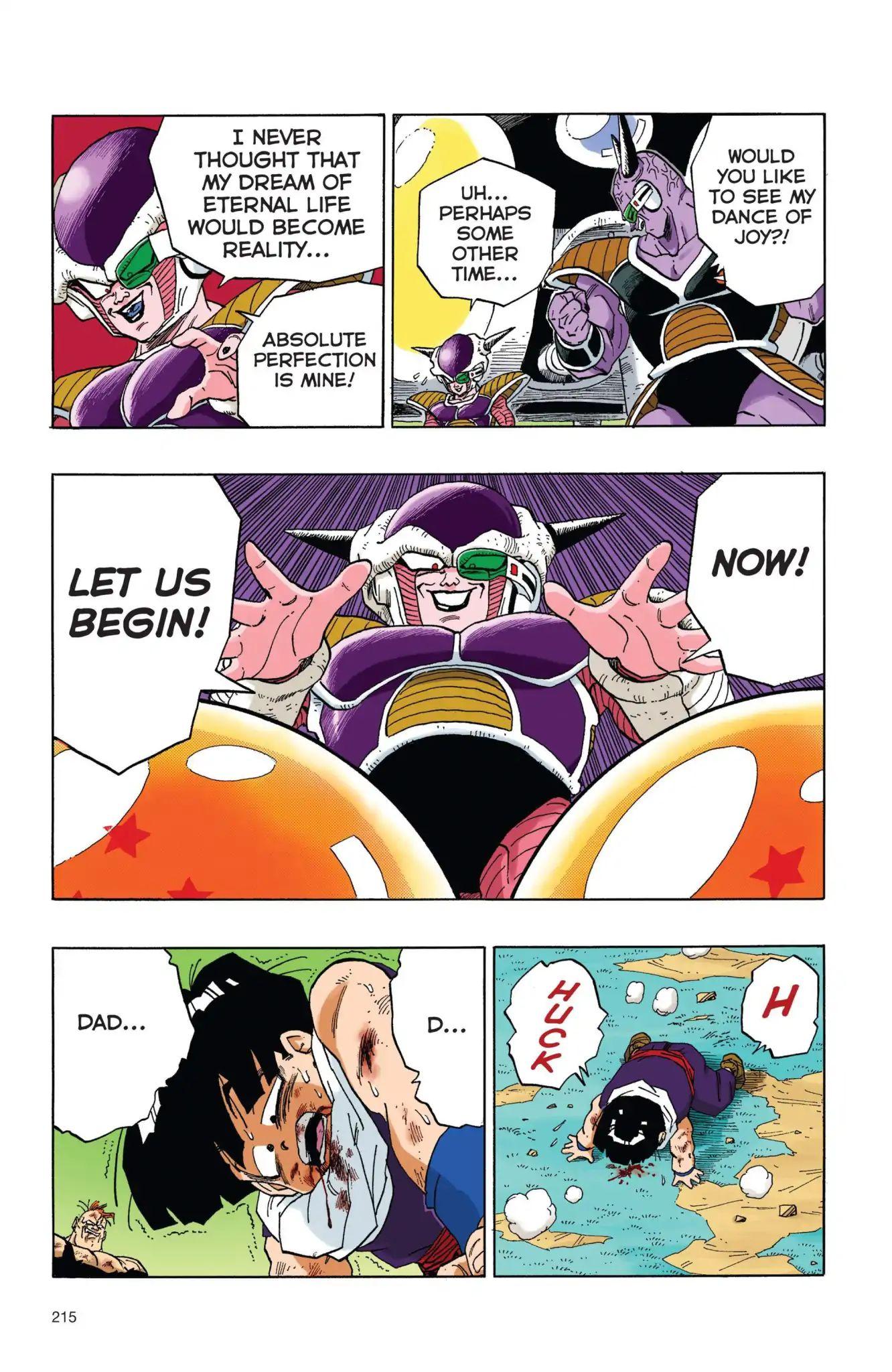 Dragon Ball Full Color Freeza Arc Chapter 32  Online Free Manga Read Image 14