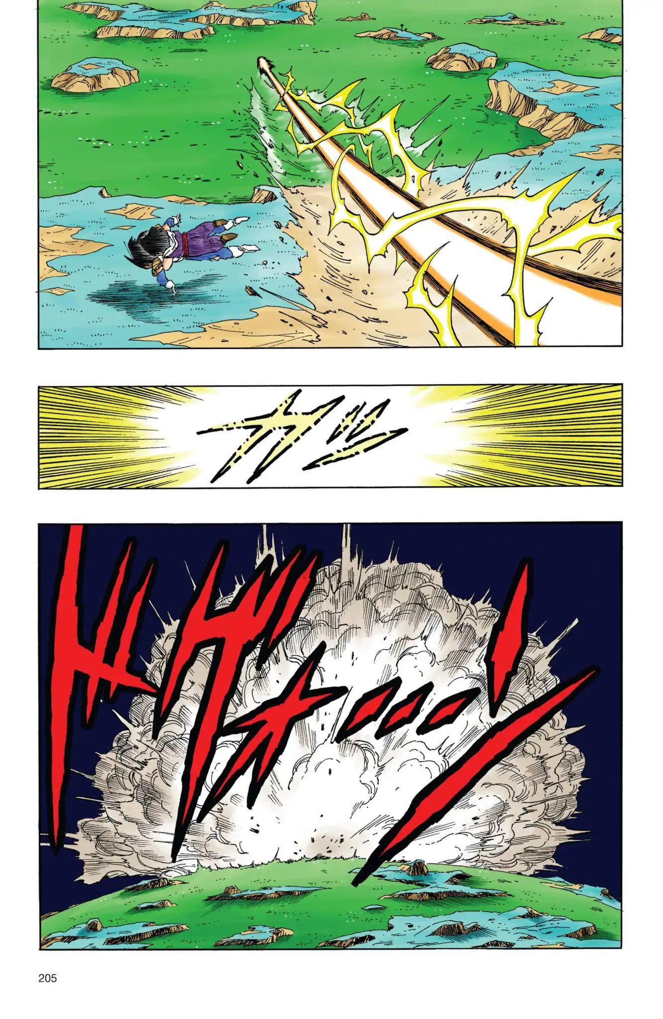 Dragon Ball Full Color Freeza Arc Chapter 32  Online Free Manga Read Image 4