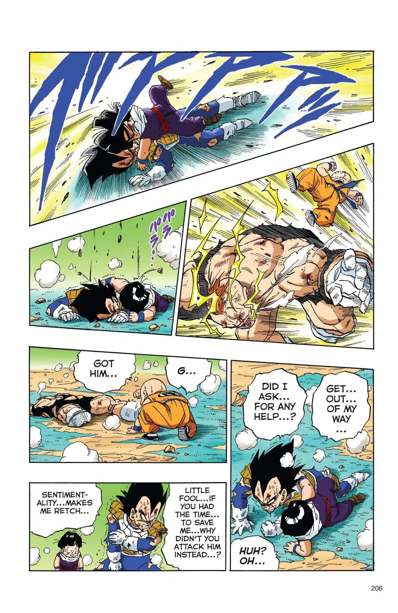 Dragon Ball Full Color Freeza Arc Chapter 32  Online Free Manga Read Image 5