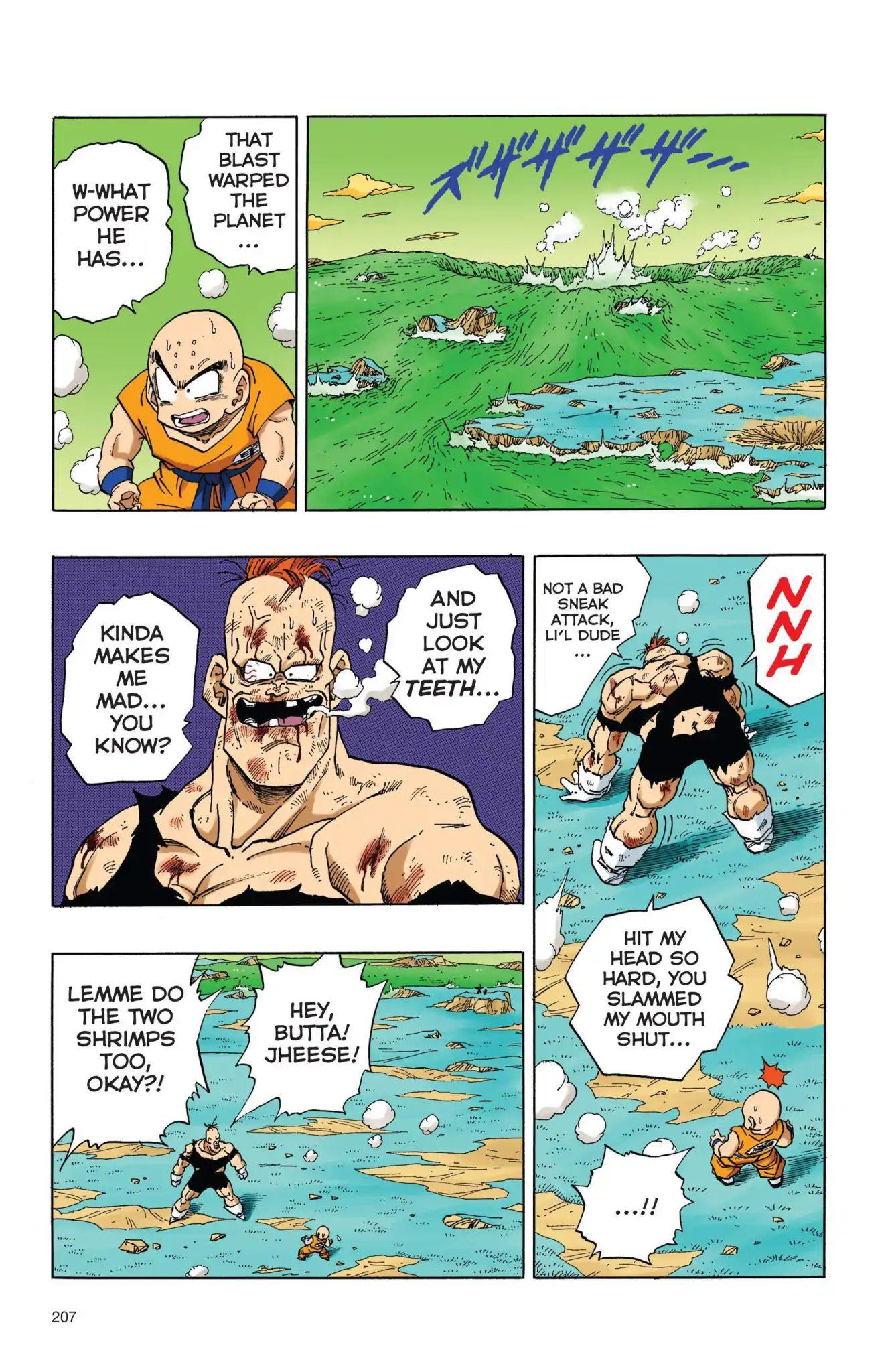 Dragon Ball Full Color Freeza Arc Chapter 32  Online Free Manga Read Image 6