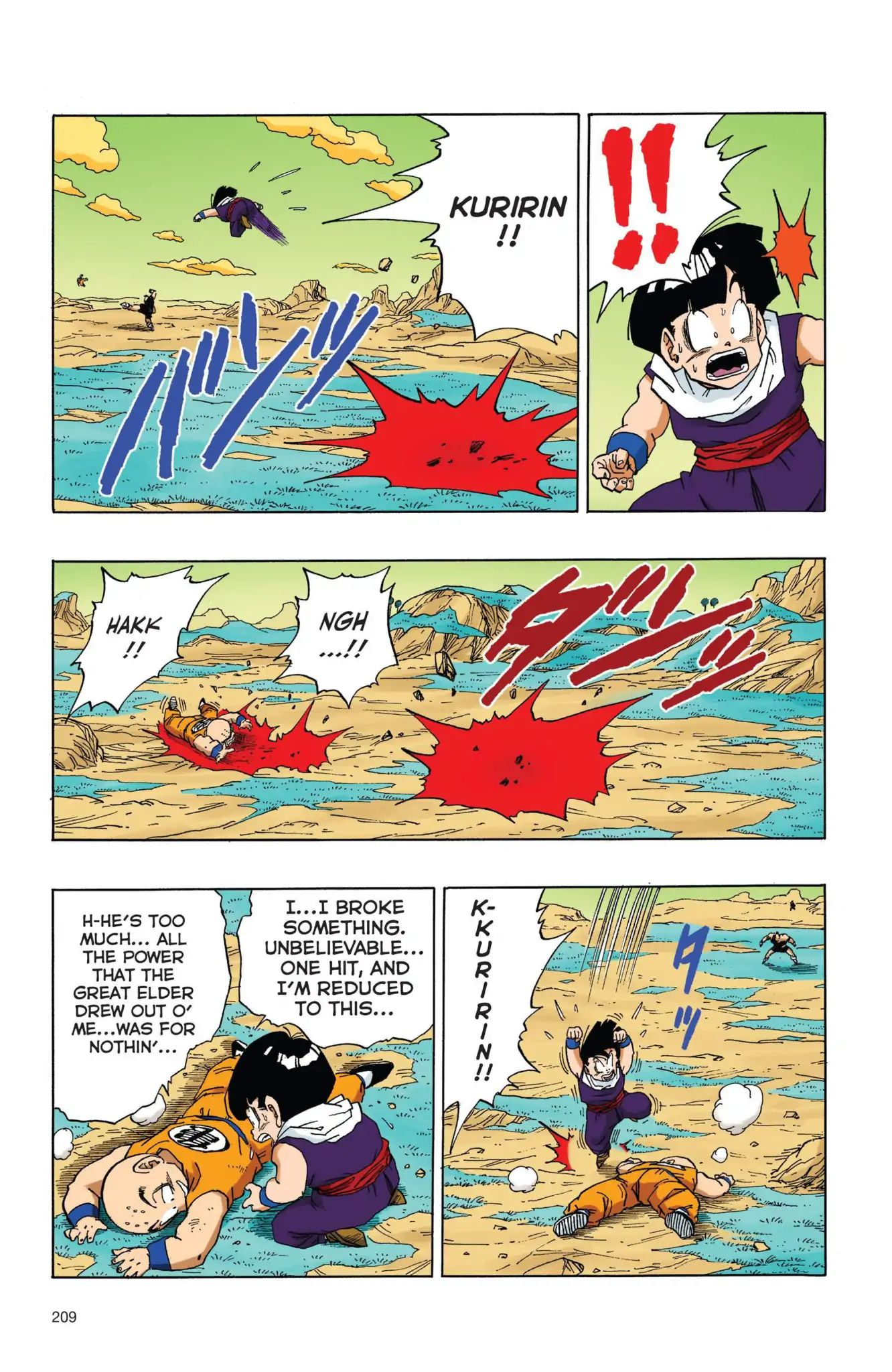Dragon Ball Full Color Freeza Arc Chapter 32  Online Free Manga Read Image 8