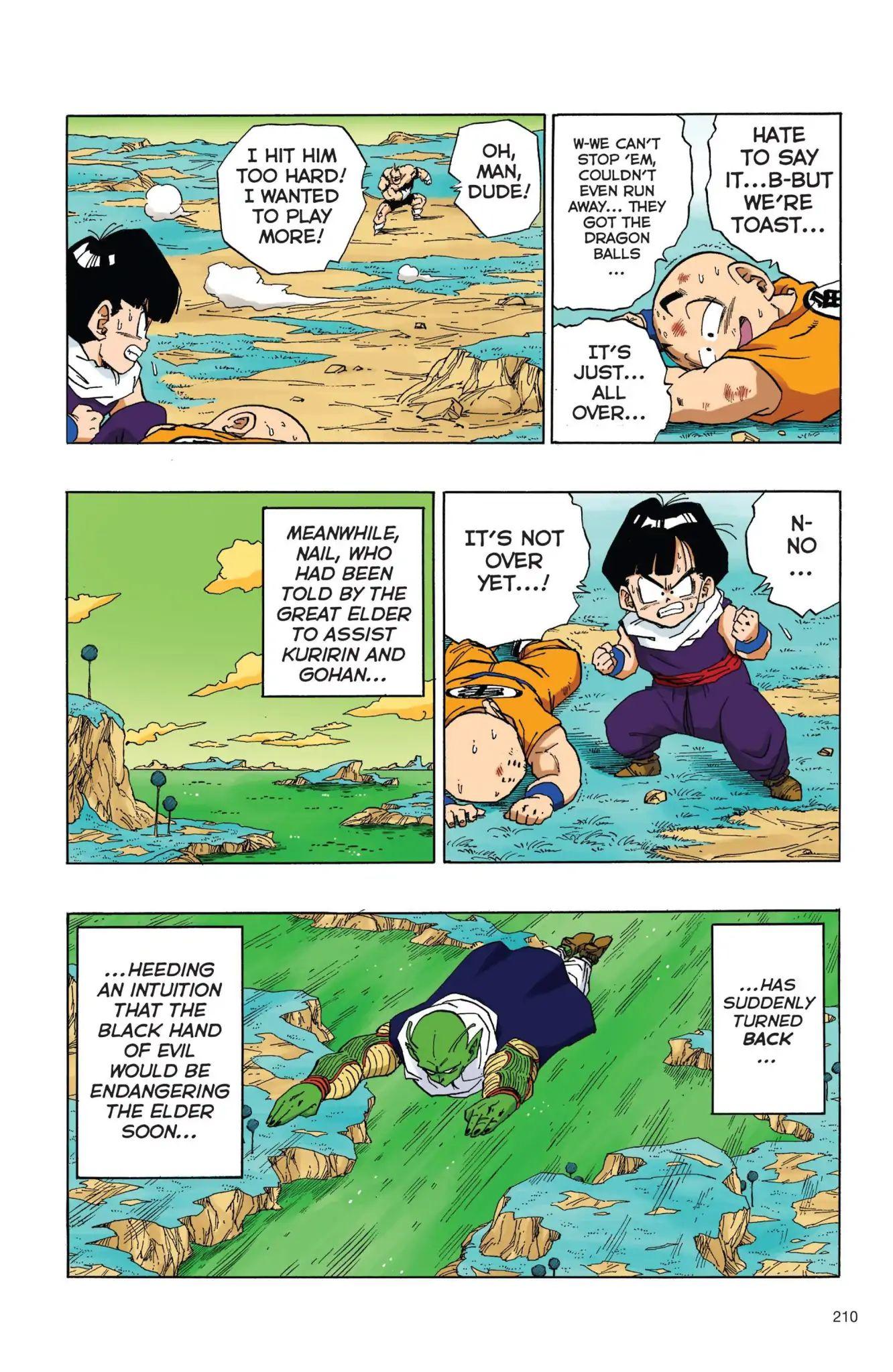 Dragon Ball Full Color Freeza Arc Chapter 32  Online Free Manga Read Image 9