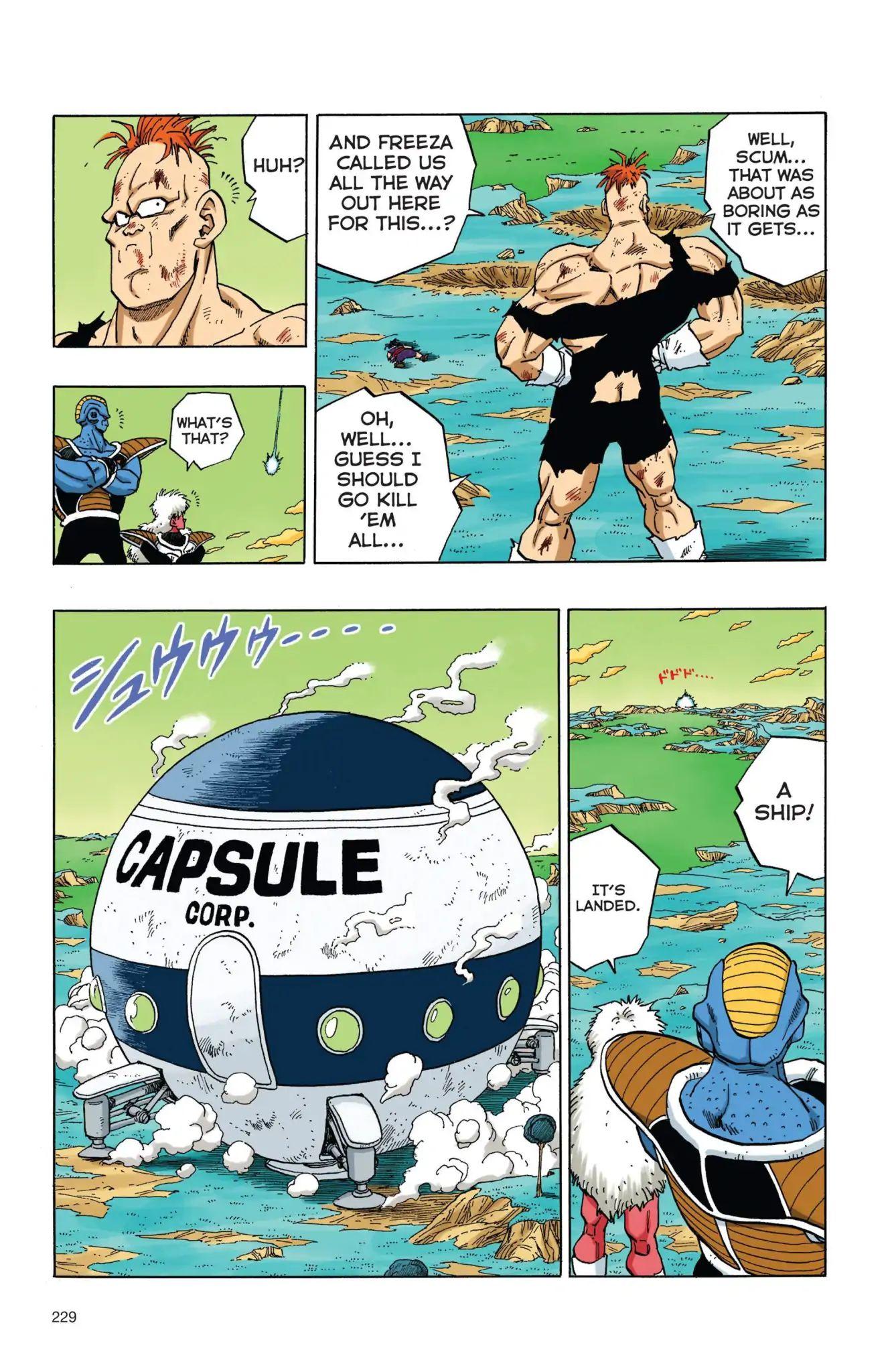 Dragon Ball Full Color Freeza Arc Chapter 33  Online Free Manga Read Image 14