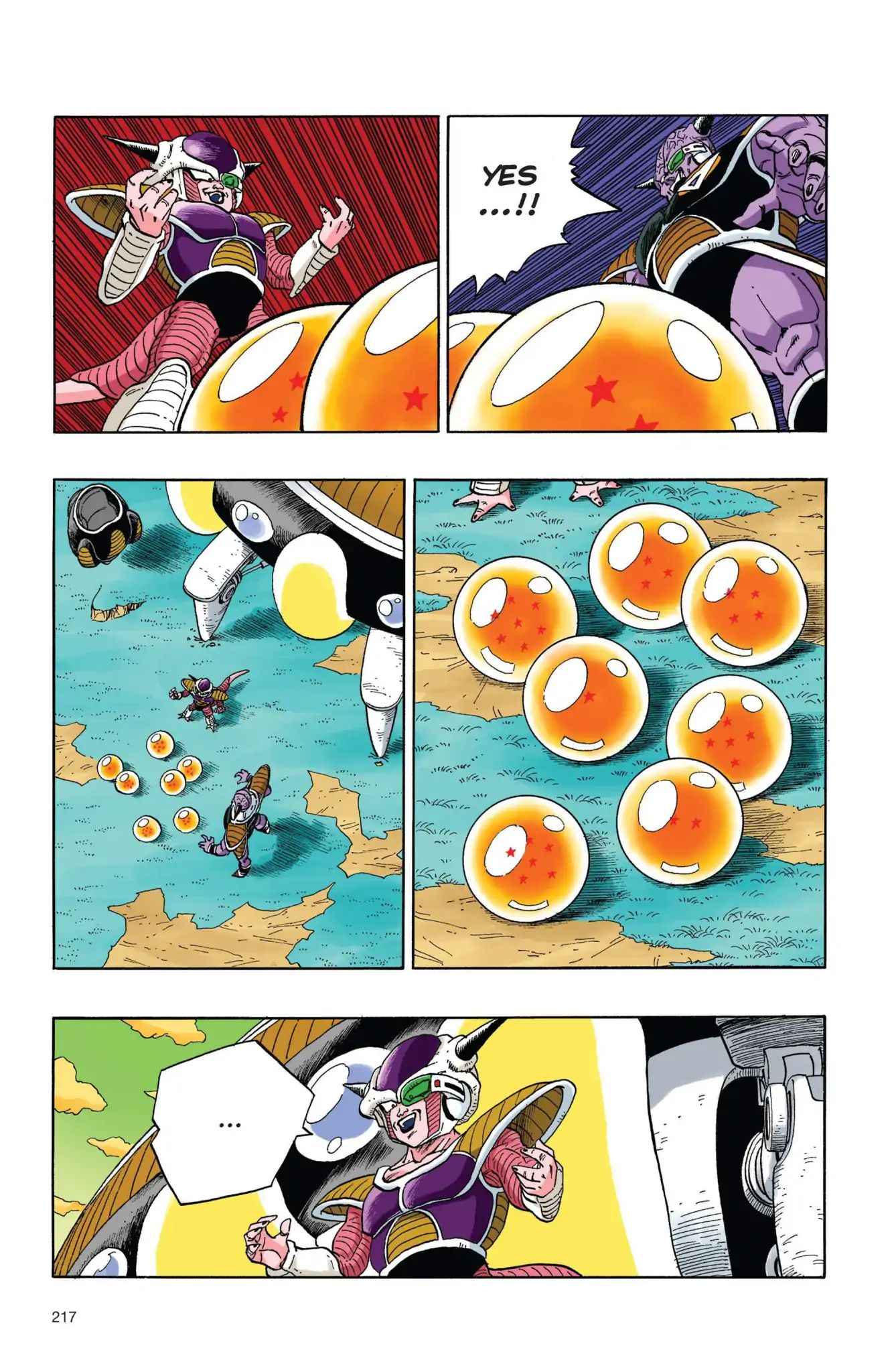 Dragon Ball Full Color Freeza Arc Chapter 33  Online Free Manga Read Image 2