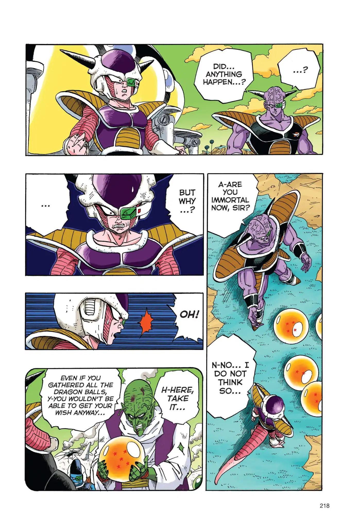 Dragon Ball Full Color Freeza Arc Chapter 33  Online Free Manga Read Image 3