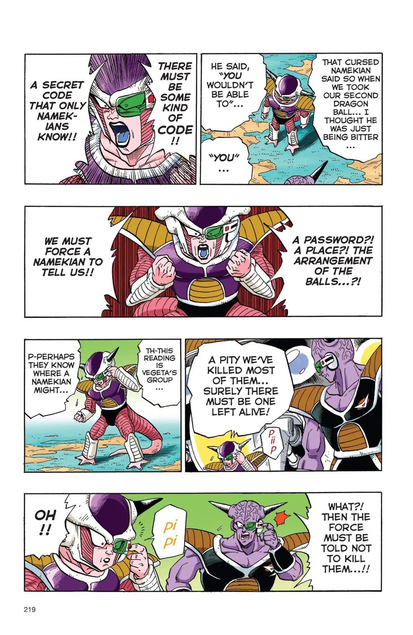 Dragon Ball Full Color Freeza Arc Chapter 33  Online Free Manga Read Image 4