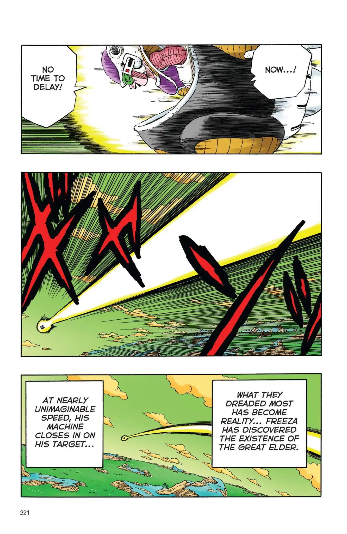 Dragon Ball Full Color Freeza Arc Chapter 33  Online Free Manga Read Image 6