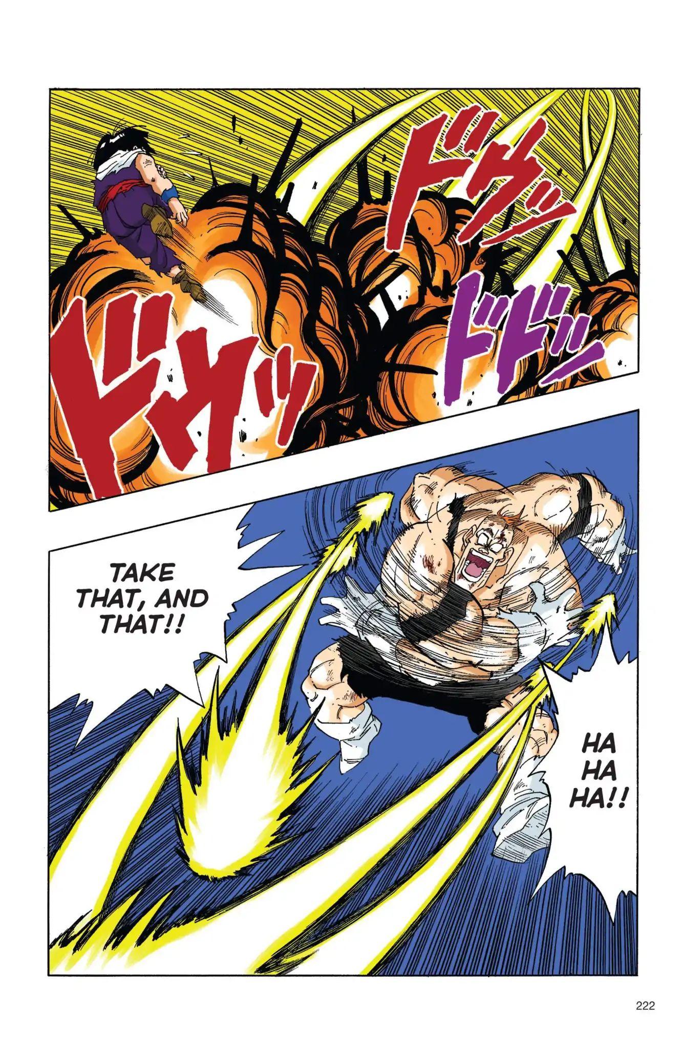 Dragon Ball Full Color Freeza Arc Chapter 33  Online Free Manga Read Image 7