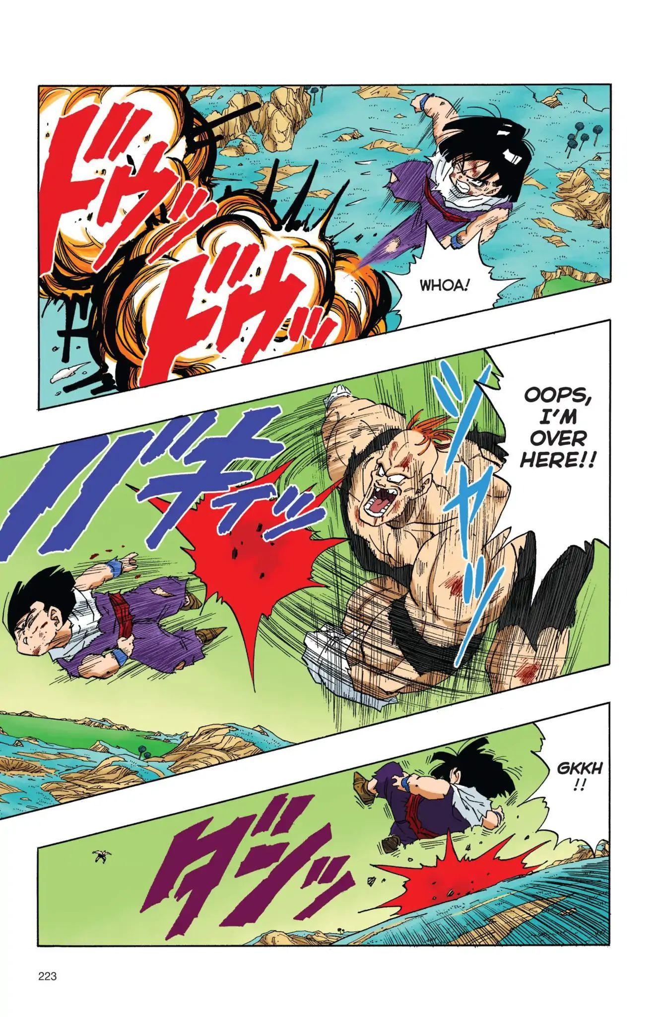 Dragon Ball Full Color Freeza Arc Chapter 33  Online Free Manga Read Image 8