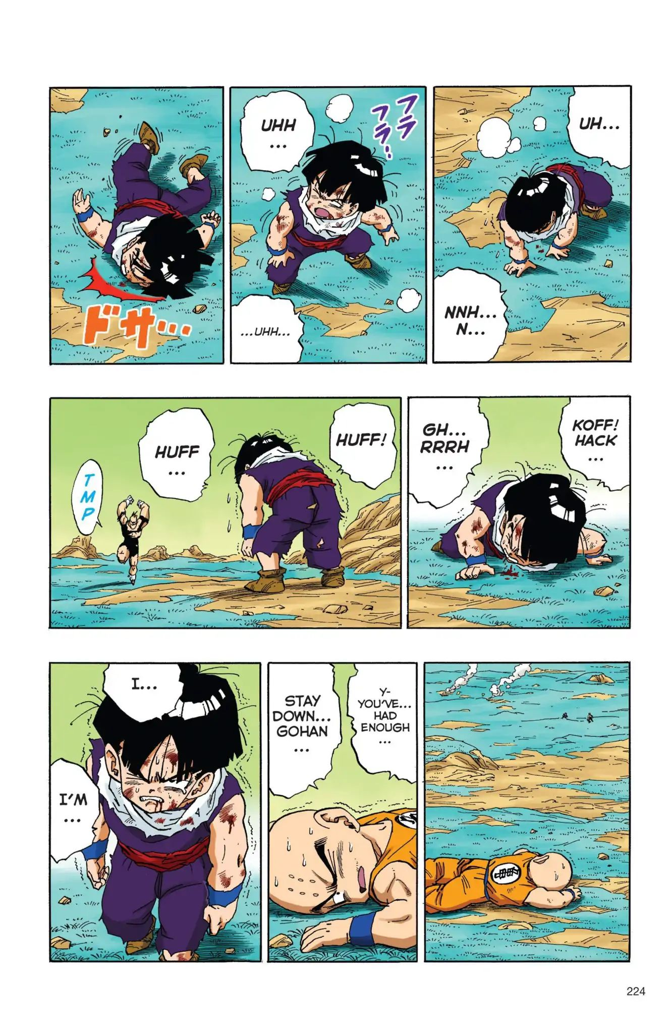 Dragon Ball Full Color Freeza Arc Chapter 33  Online Free Manga Read Image 9