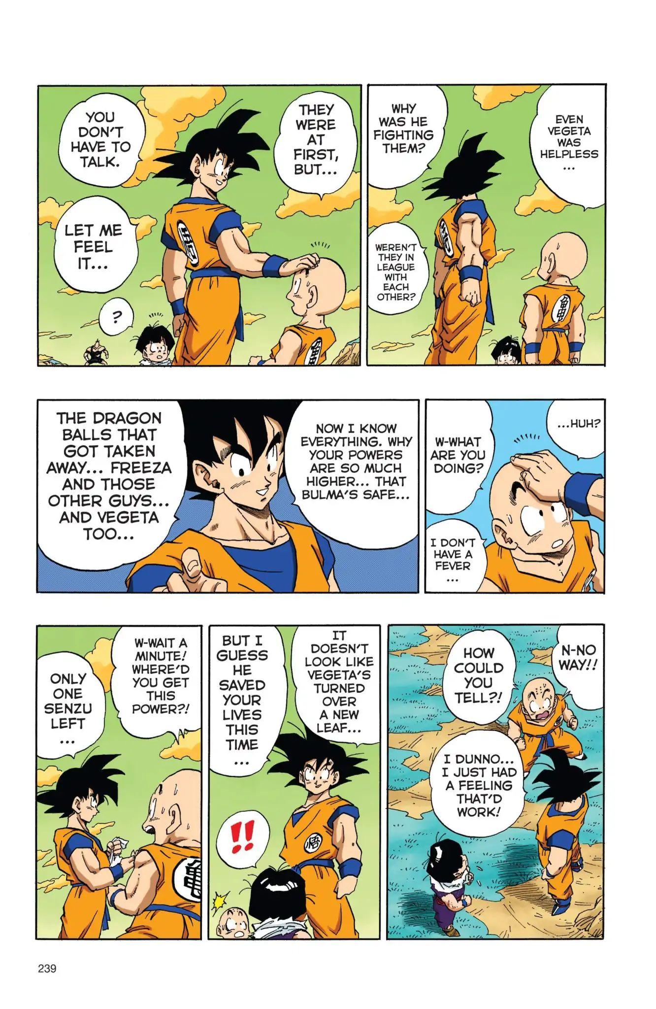 Dragon Ball Full Color Freeza Arc Chapter 34  Online Free Manga Read Image 10