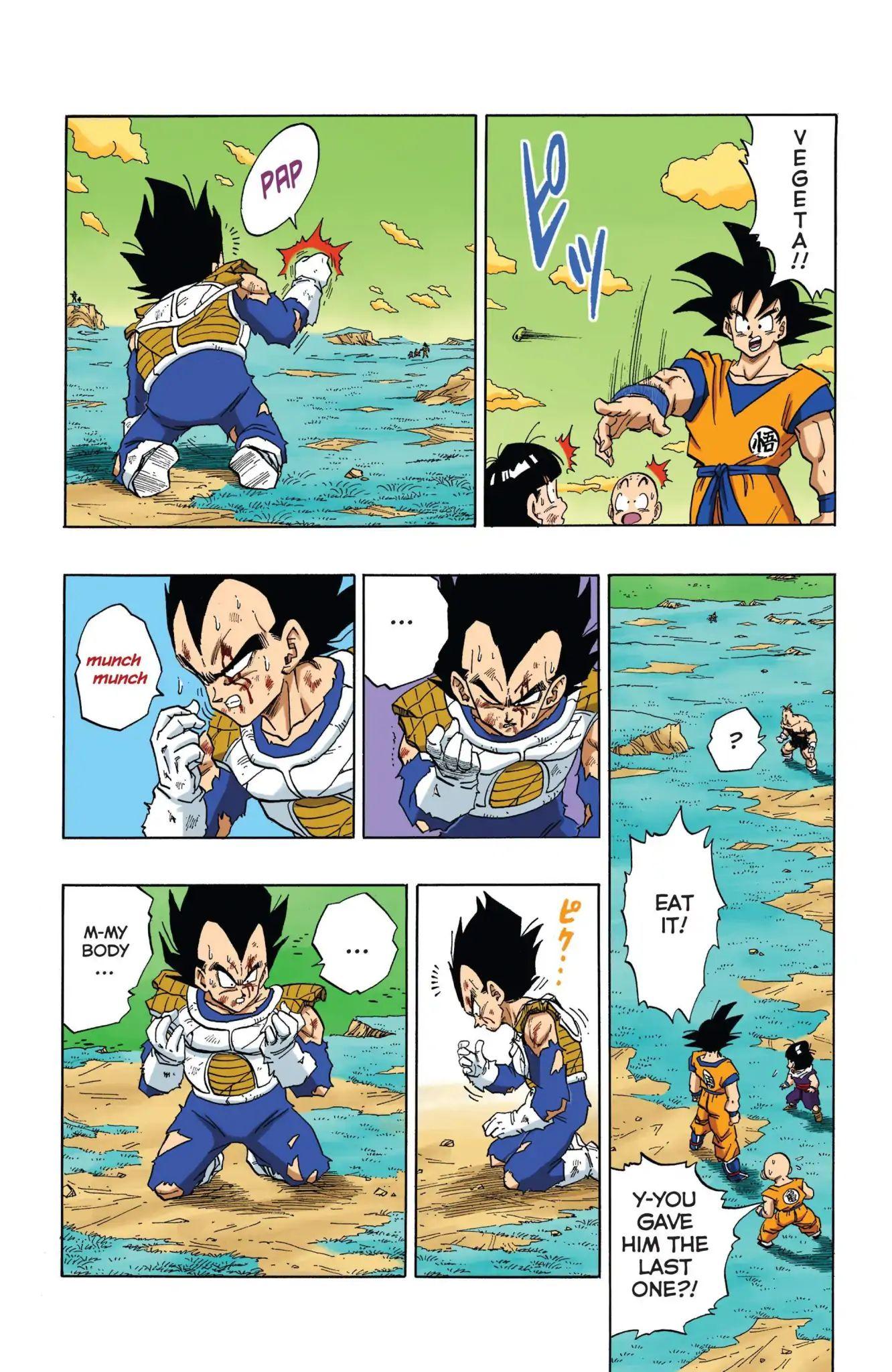 Dragon Ball Full Color Freeza Arc Chapter 34  Online Free Manga Read Image 11