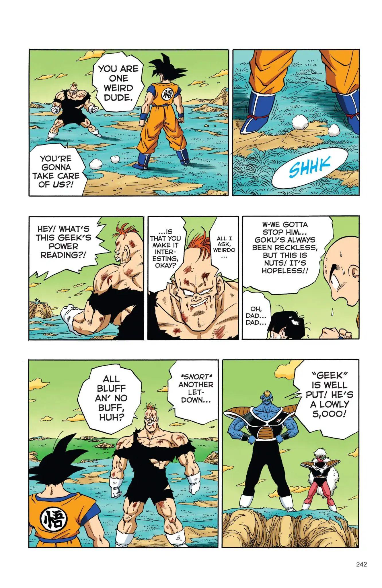 Dragon Ball Full Color Freeza Arc Chapter 34  Online Free Manga Read Image 13