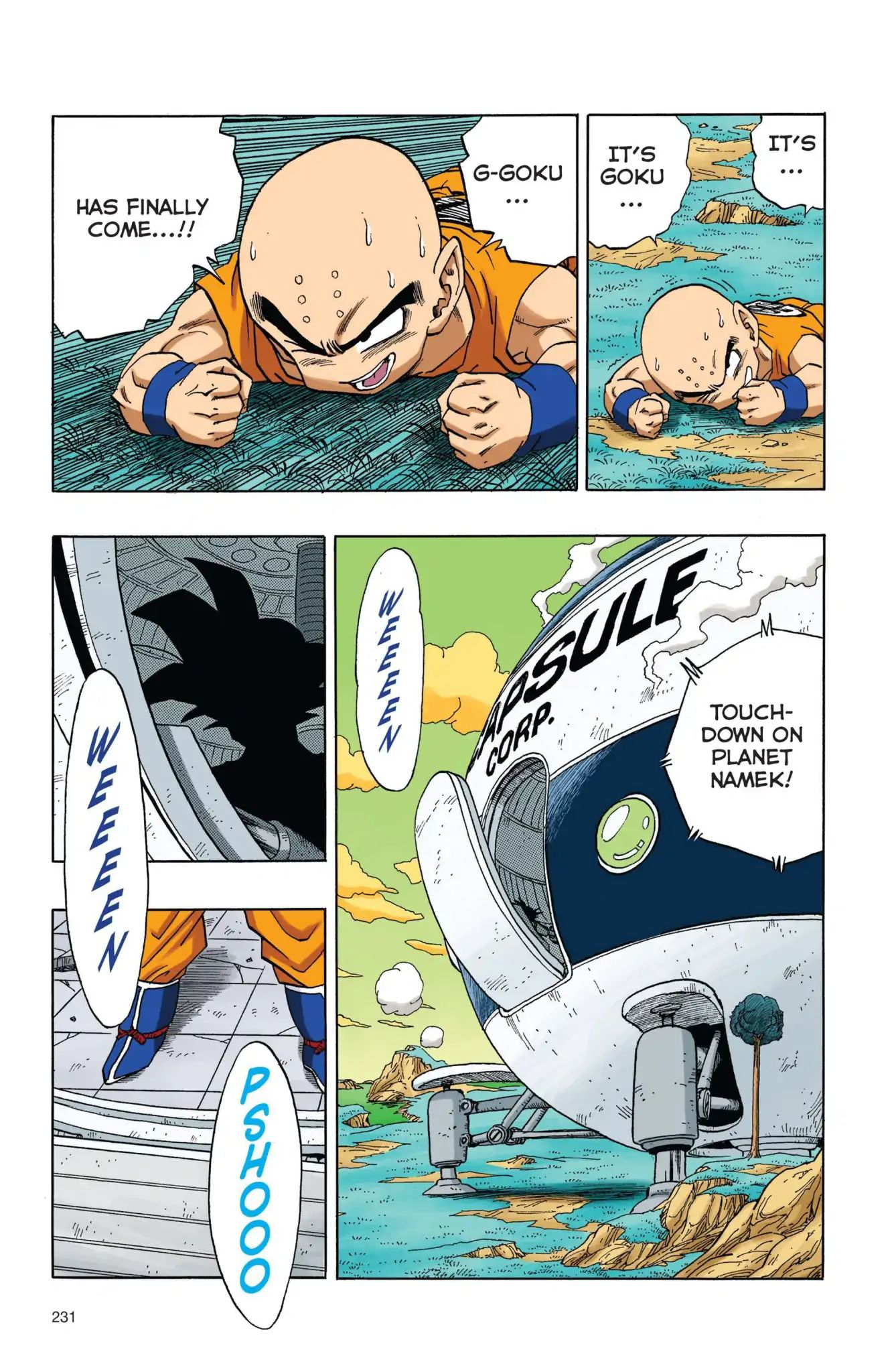 Dragon Ball Full Color Freeza Arc Chapter 34  Online Free Manga Read Image 2