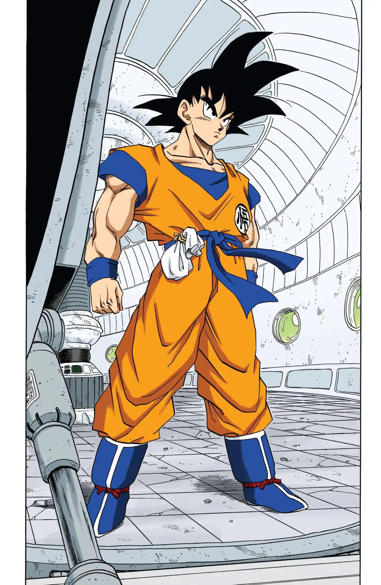 Dragon Ball Full Color Freeza Arc Chapter 34  Online Free Manga Read Image 3