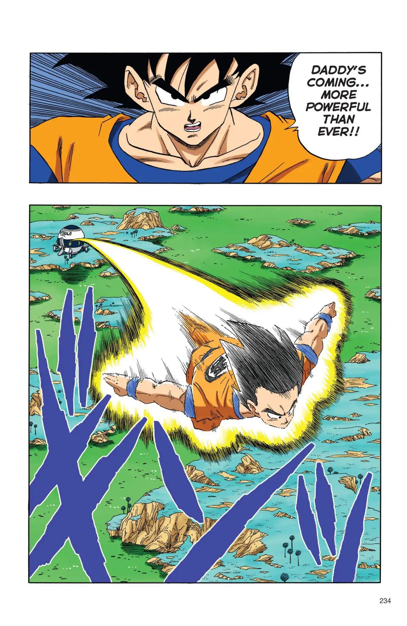 Dragon Ball Full Color Freeza Arc Chapter 34  Online Free Manga Read Image 5