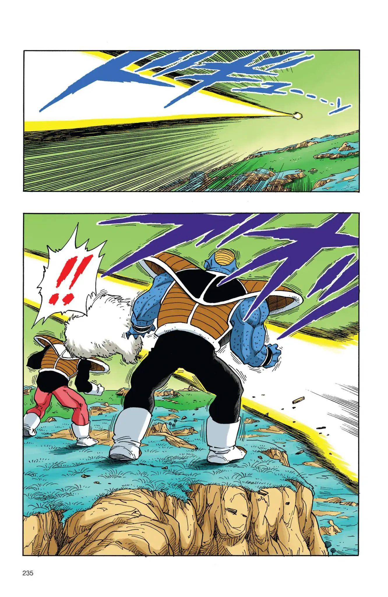 Dragon Ball Full Color Freeza Arc Chapter 34  Online Free Manga Read Image 6
