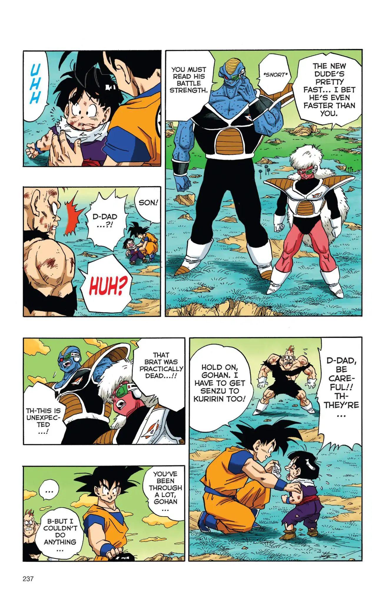 Dragon Ball Full Color Freeza Arc Chapter 34  Online Free Manga Read Image 8