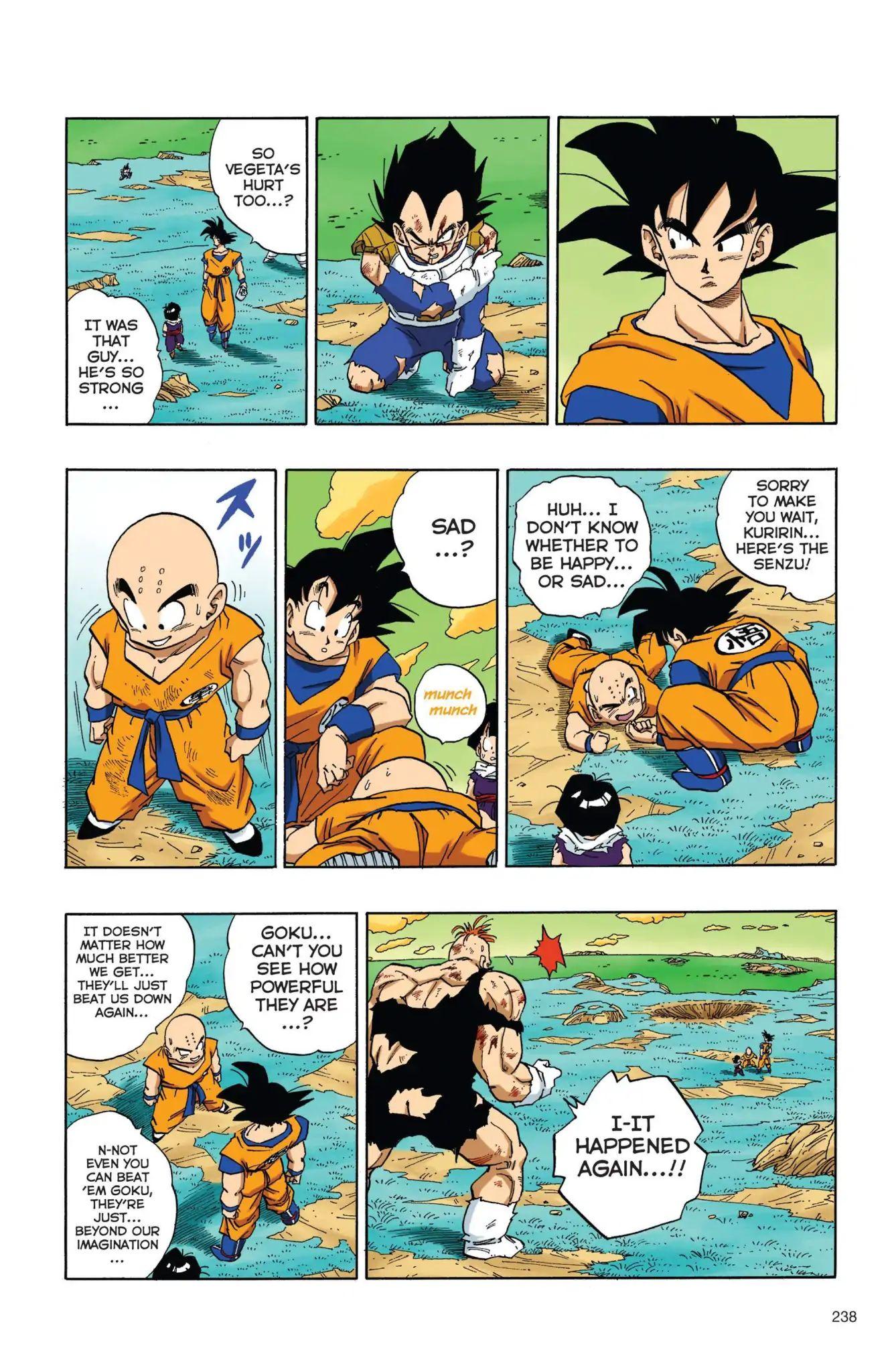 Dragon Ball Full Color Freeza Arc Chapter 34  Online Free Manga Read Image 9