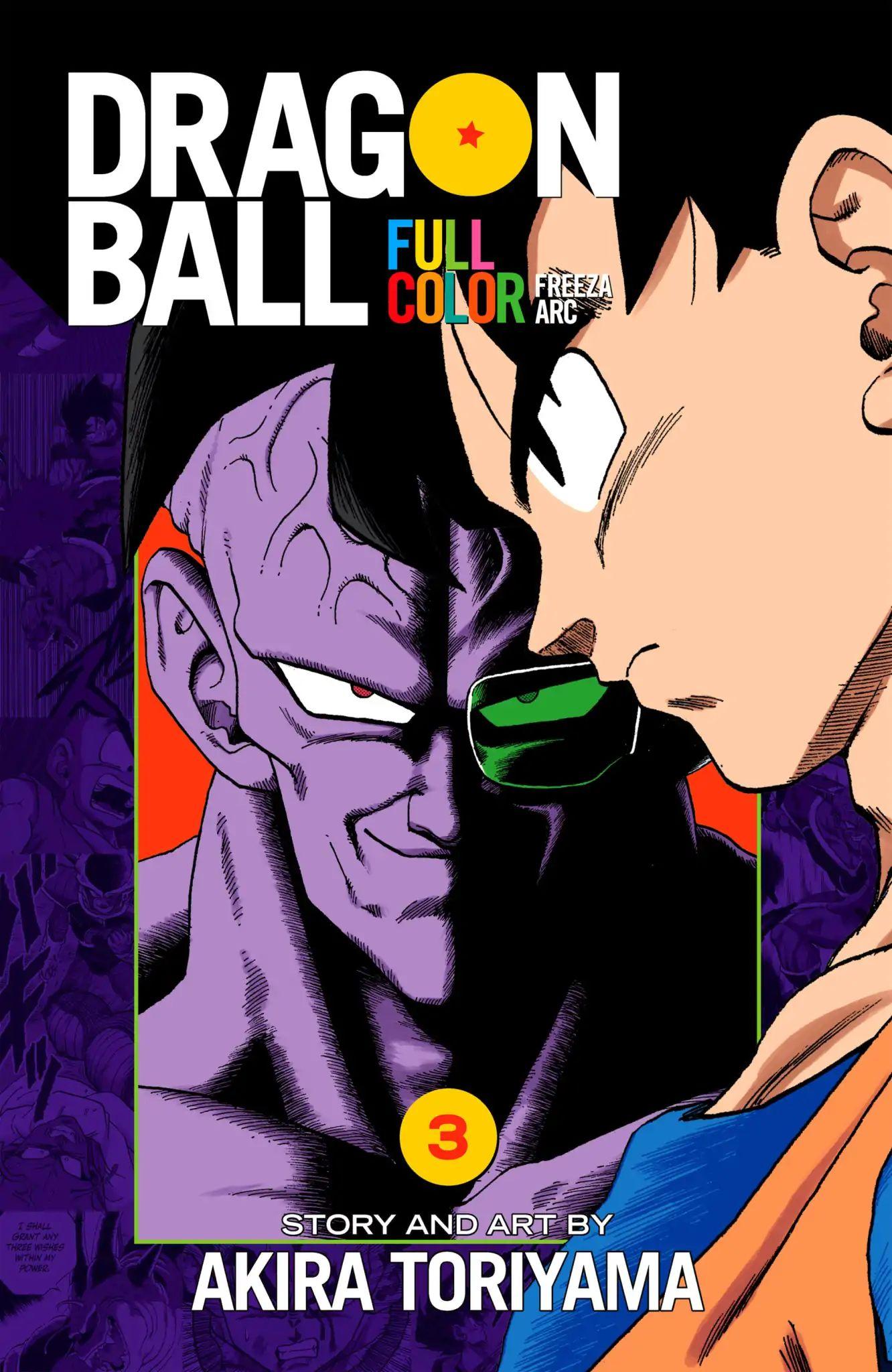 Dragon Ball Full Color Freeza Arc Chapter 35  Online Free Manga Read Image 1