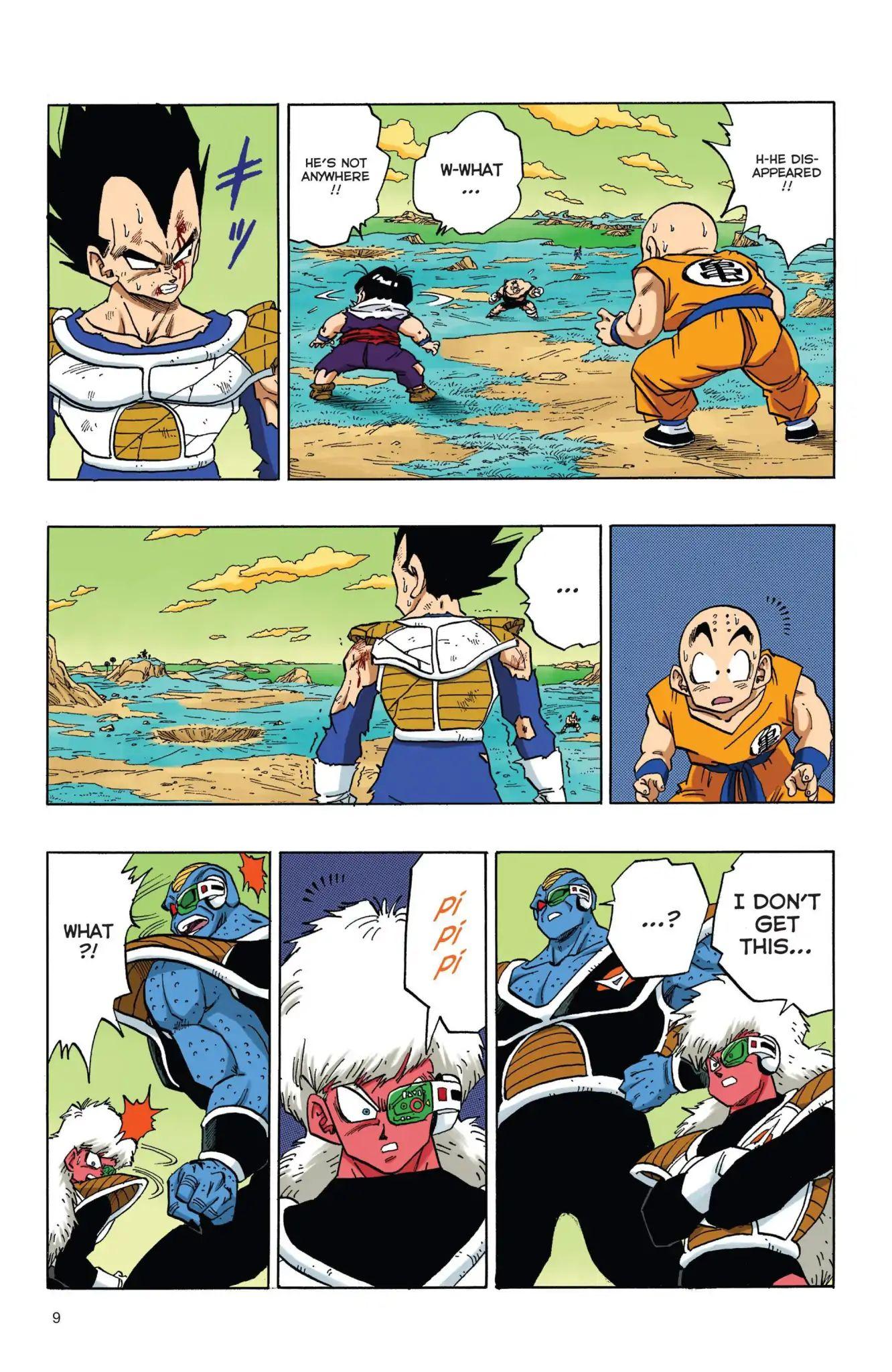 Dragon Ball Full Color Freeza Arc Chapter 35  Online Free Manga Read Image 10