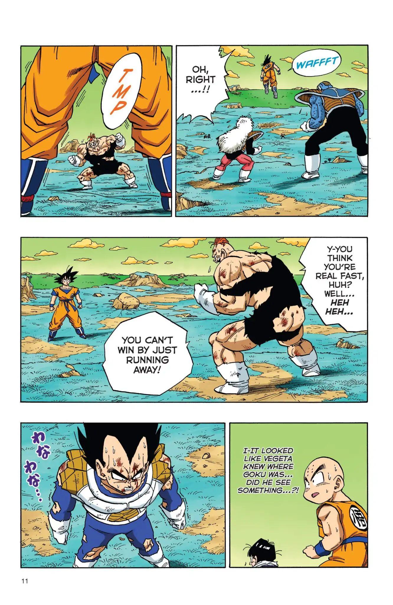 Dragon Ball Full Color Freeza Arc Chapter 35  Online Free Manga Read Image 12