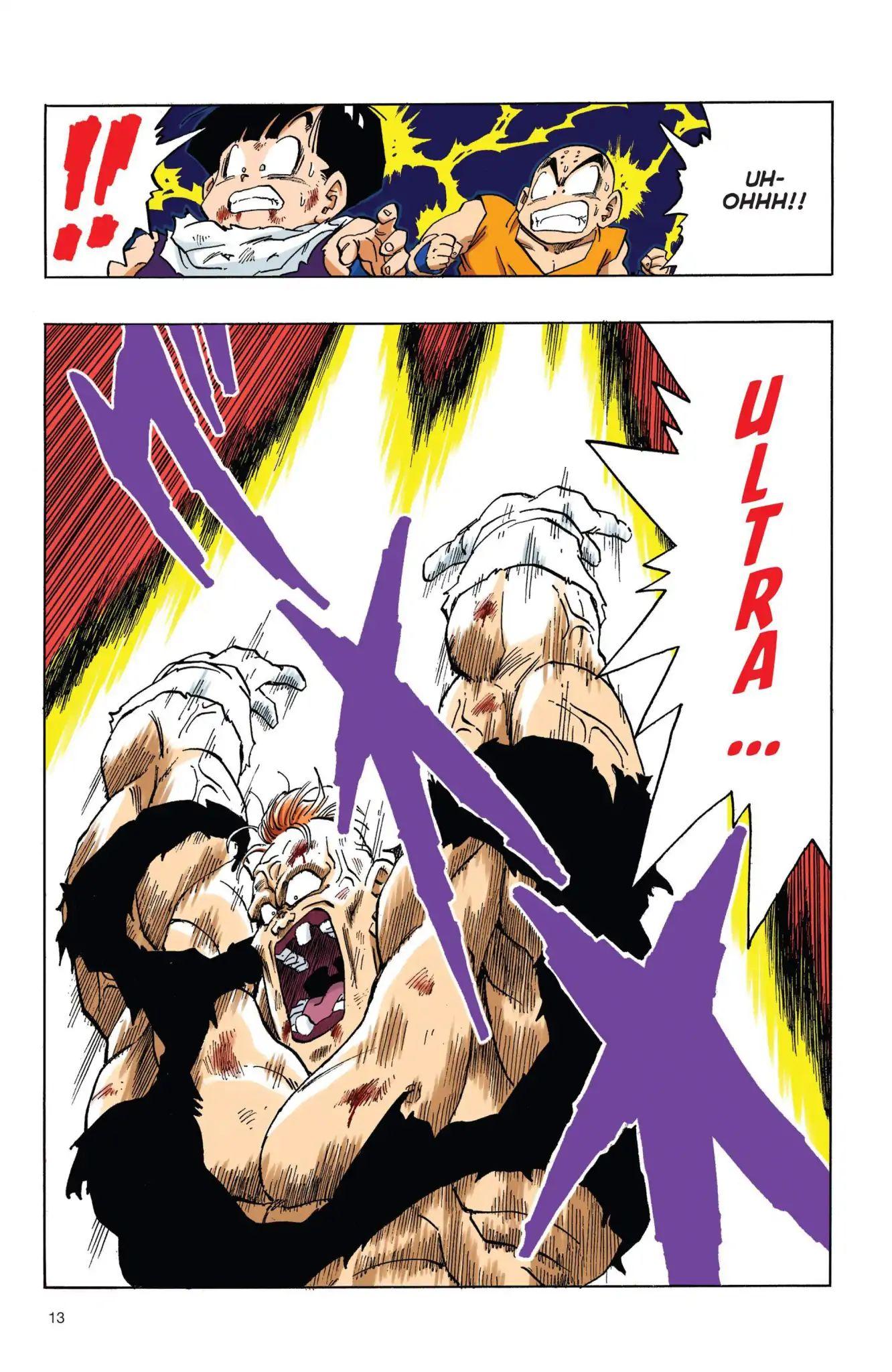 Dragon Ball Full Color Freeza Arc Chapter 35  Online Free Manga Read Image 14