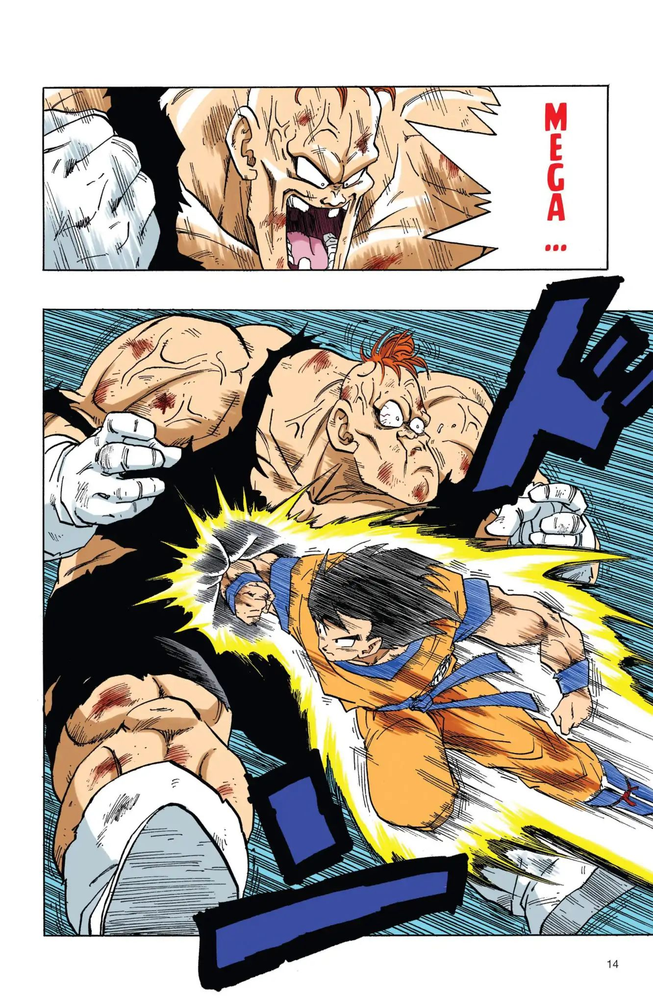 Dragon Ball Full Color Freeza Arc Chapter 35  Online Free Manga Read Image 15