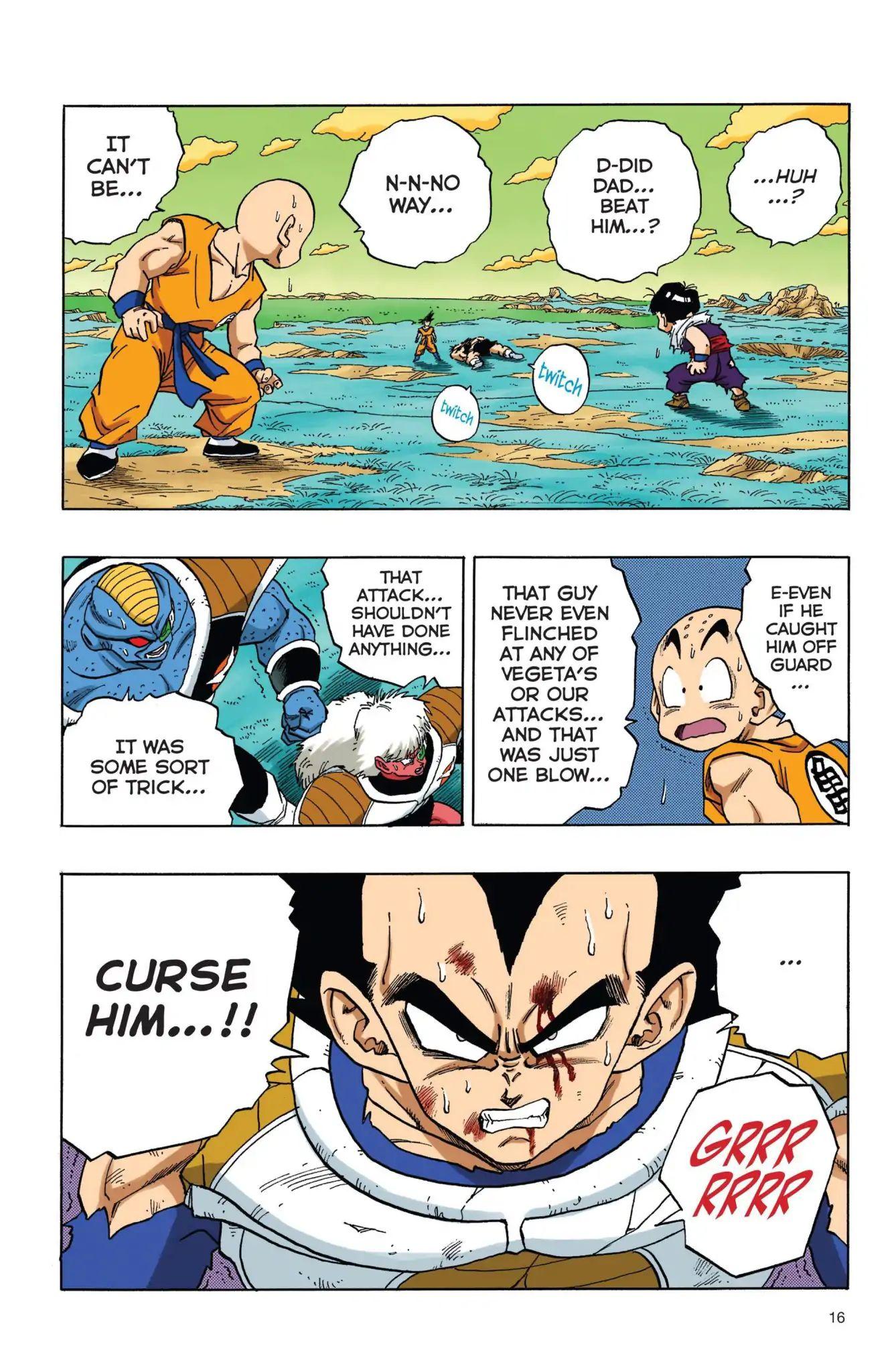 Dragon Ball Full Color Freeza Arc Chapter 35  Online Free Manga Read Image 17