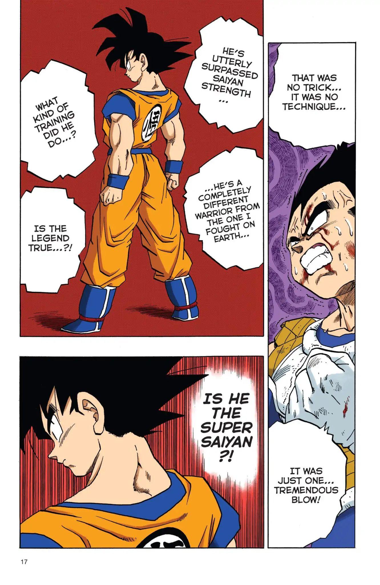 Dragon Ball Full Color Freeza Arc Chapter 35  Online Free Manga Read Image 18