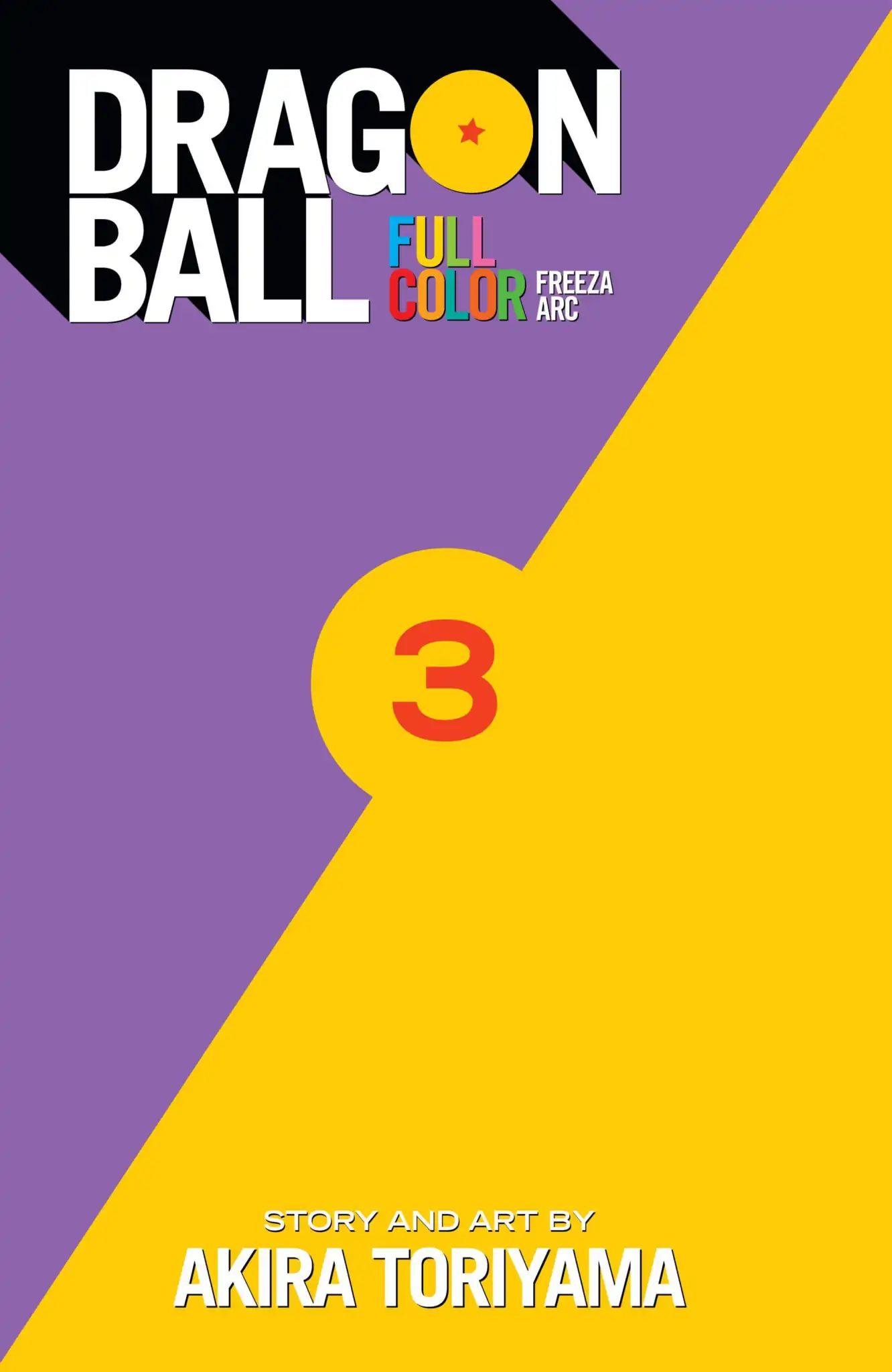 Dragon Ball Full Color Freeza Arc Chapter 35  Online Free Manga Read Image 2