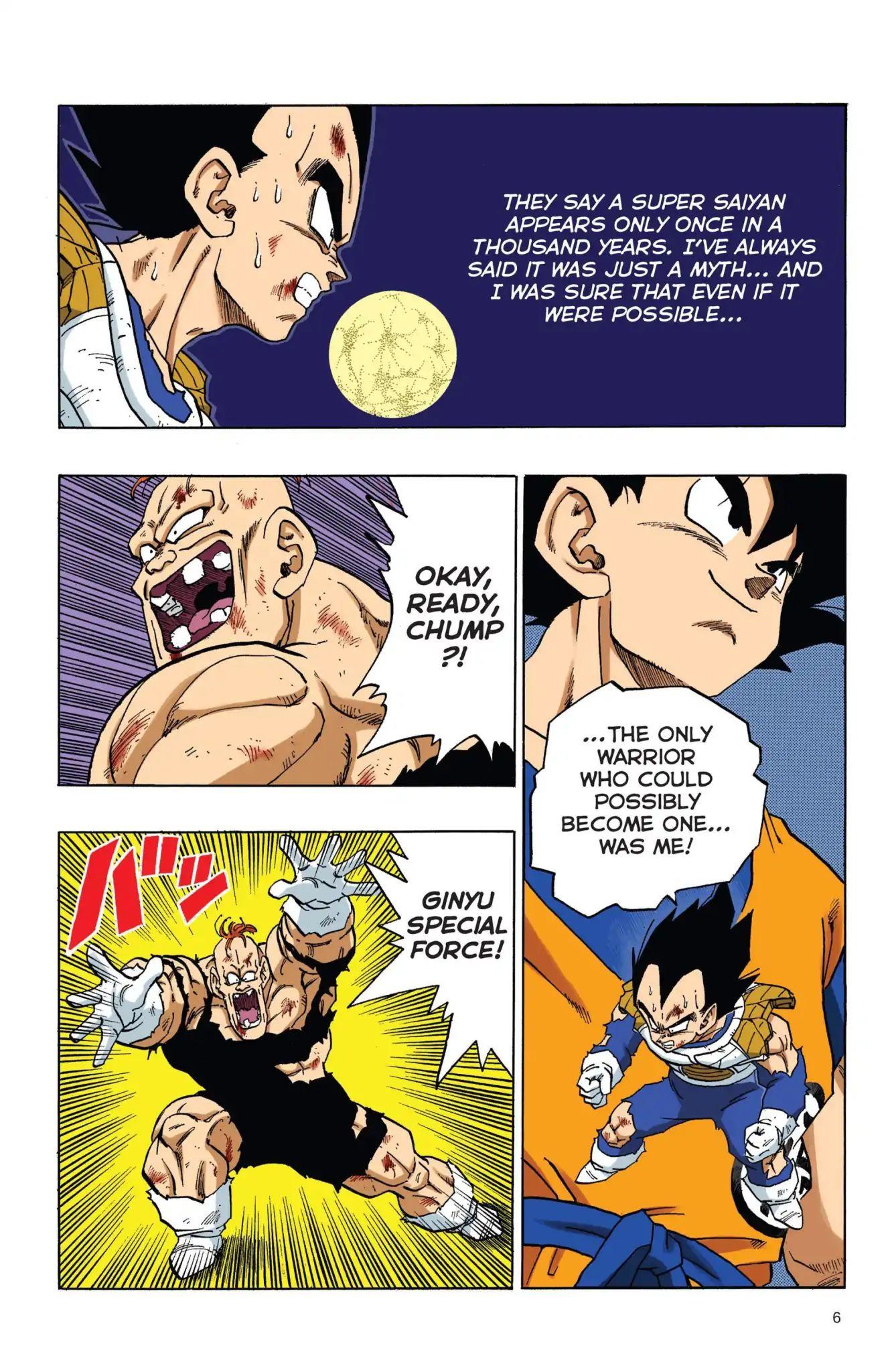 Dragon Ball Full Color Freeza Arc Chapter 35  Online Free Manga Read Image 7