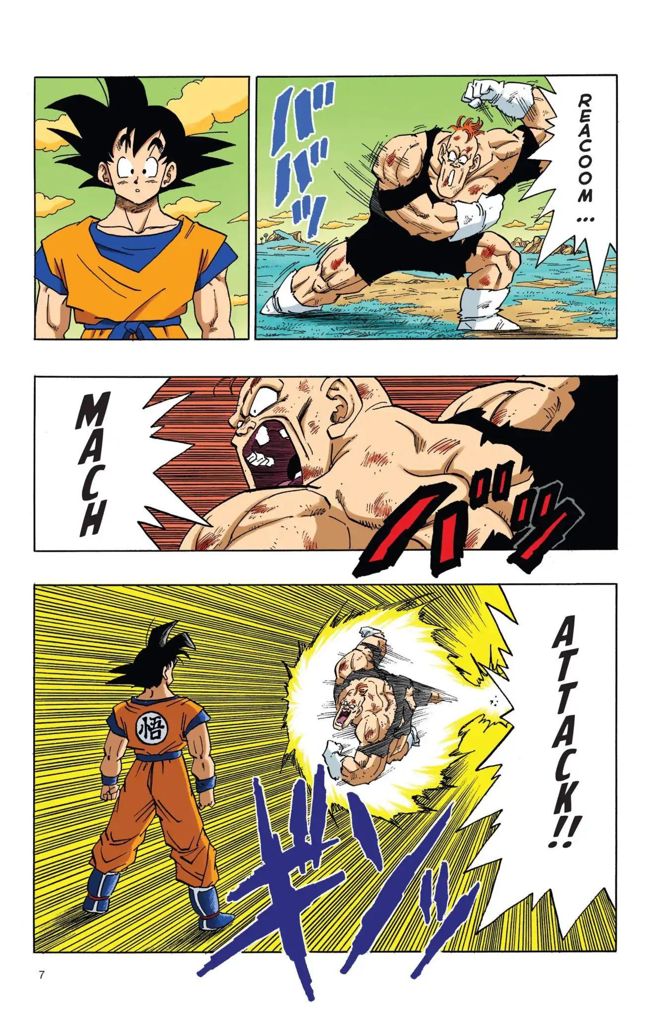 Dragon Ball Full Color Freeza Arc Chapter 35  Online Free Manga Read Image 8