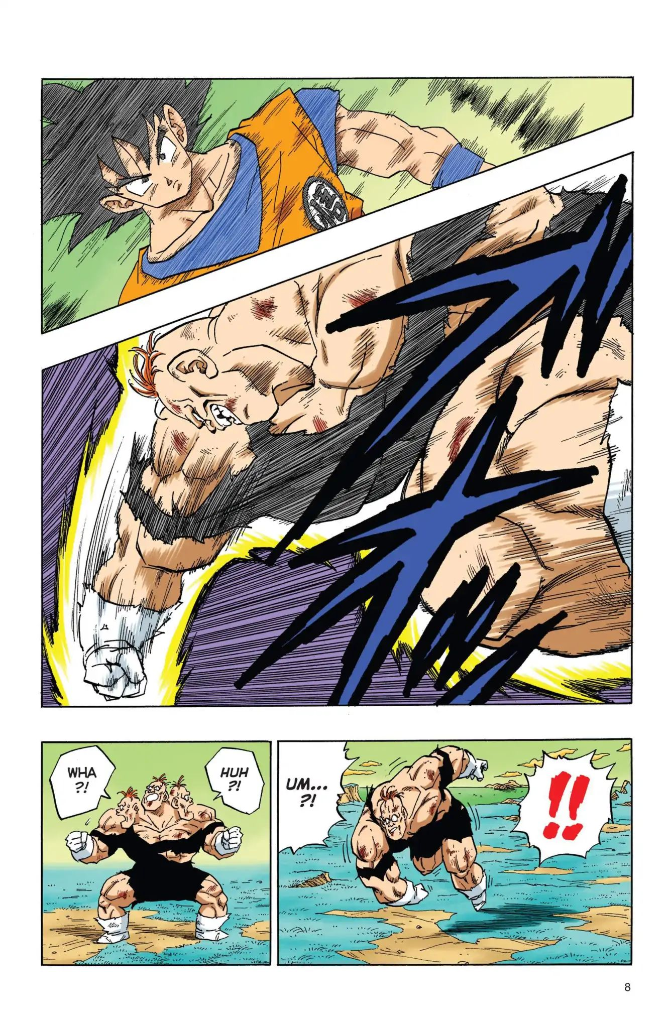 Dragon Ball Full Color Freeza Arc Chapter 35  Online Free Manga Read Image 9