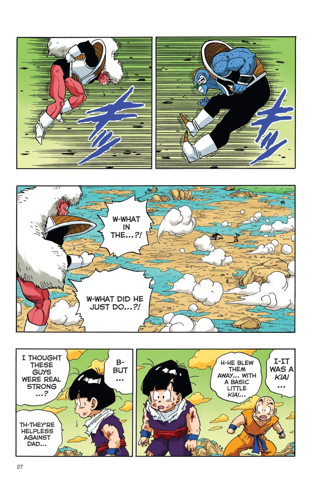 Dragon Ball Full Color Freeza Arc Chapter 36  Online Free Manga Read Image 10