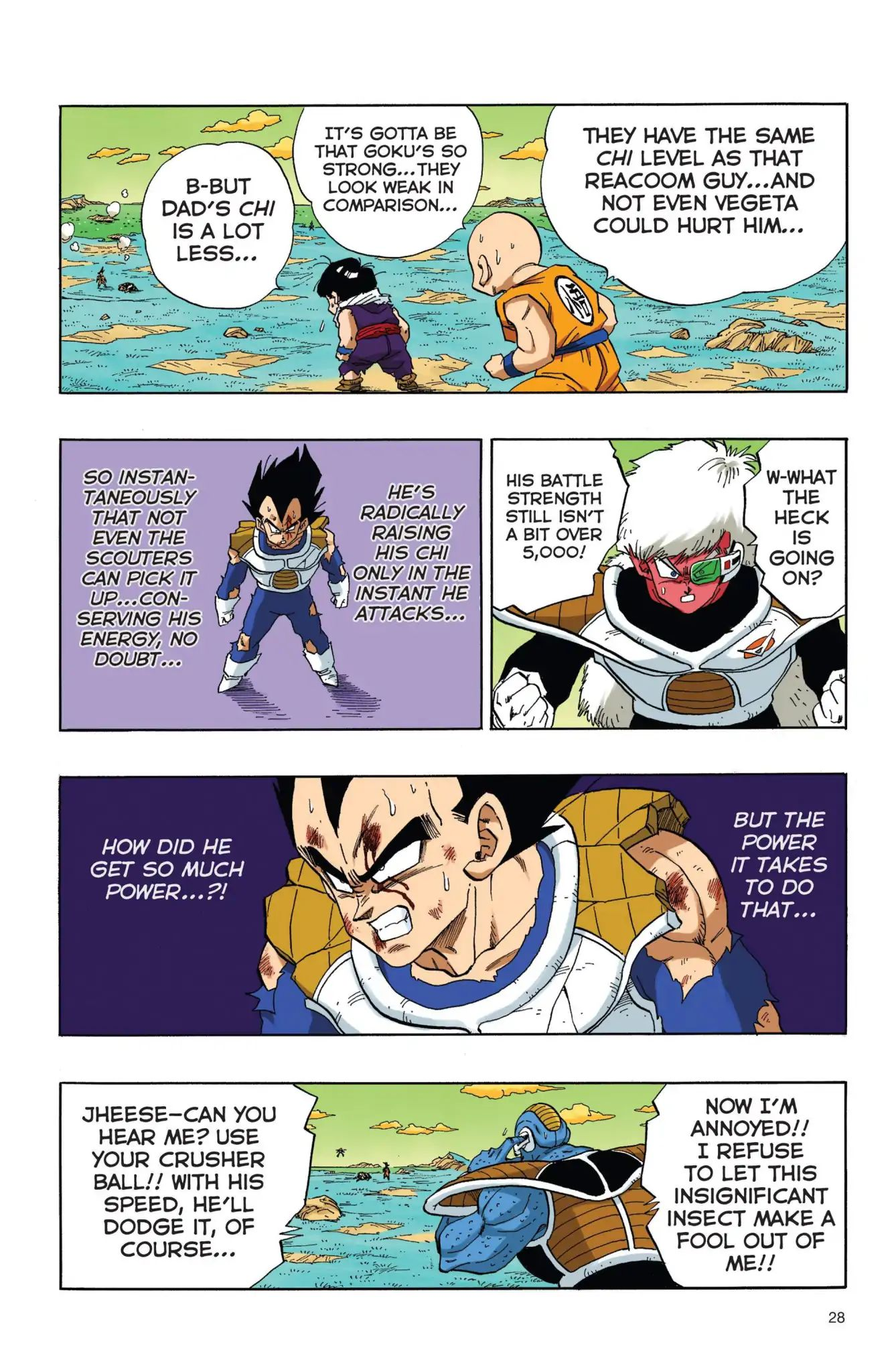 Dragon Ball Full Color Freeza Arc Chapter 36  Online Free Manga Read Image 11
