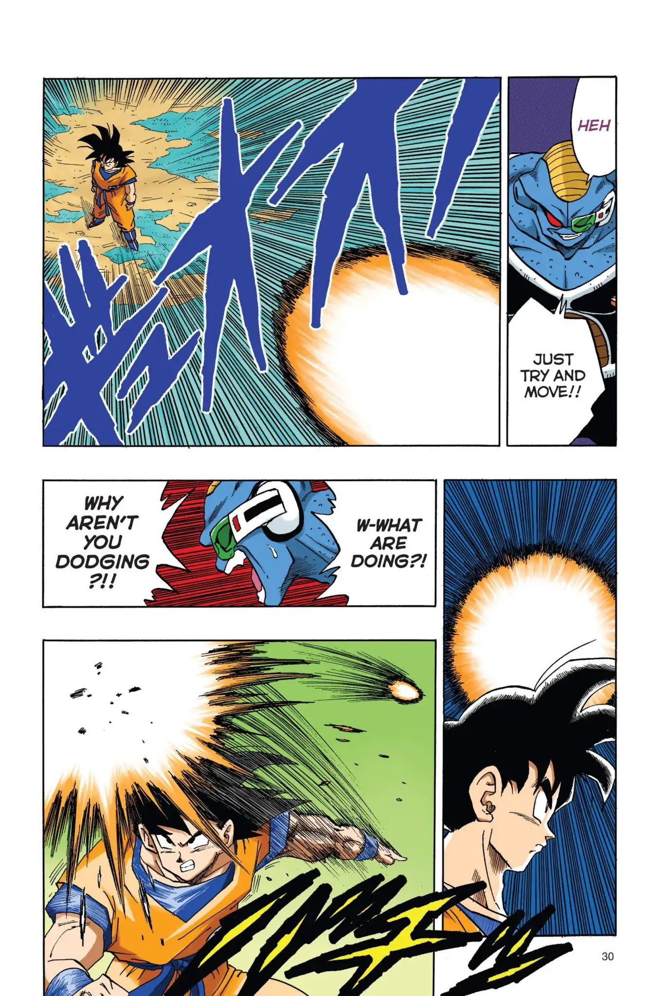 Dragon Ball Full Color Freeza Arc Chapter 36  Online Free Manga Read Image 13
