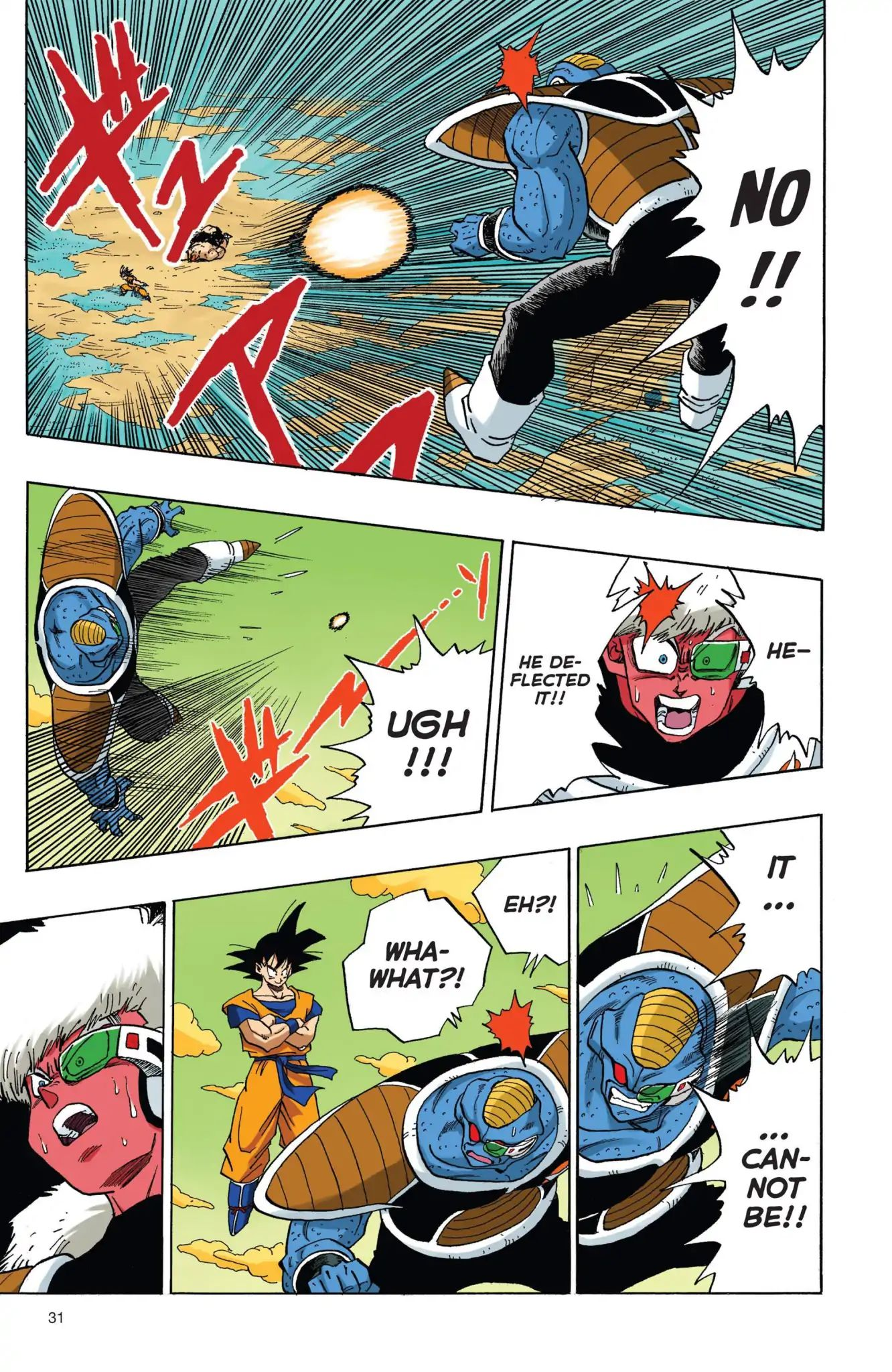 Dragon Ball Full Color Freeza Arc Chapter 36  Online Free Manga Read Image 14