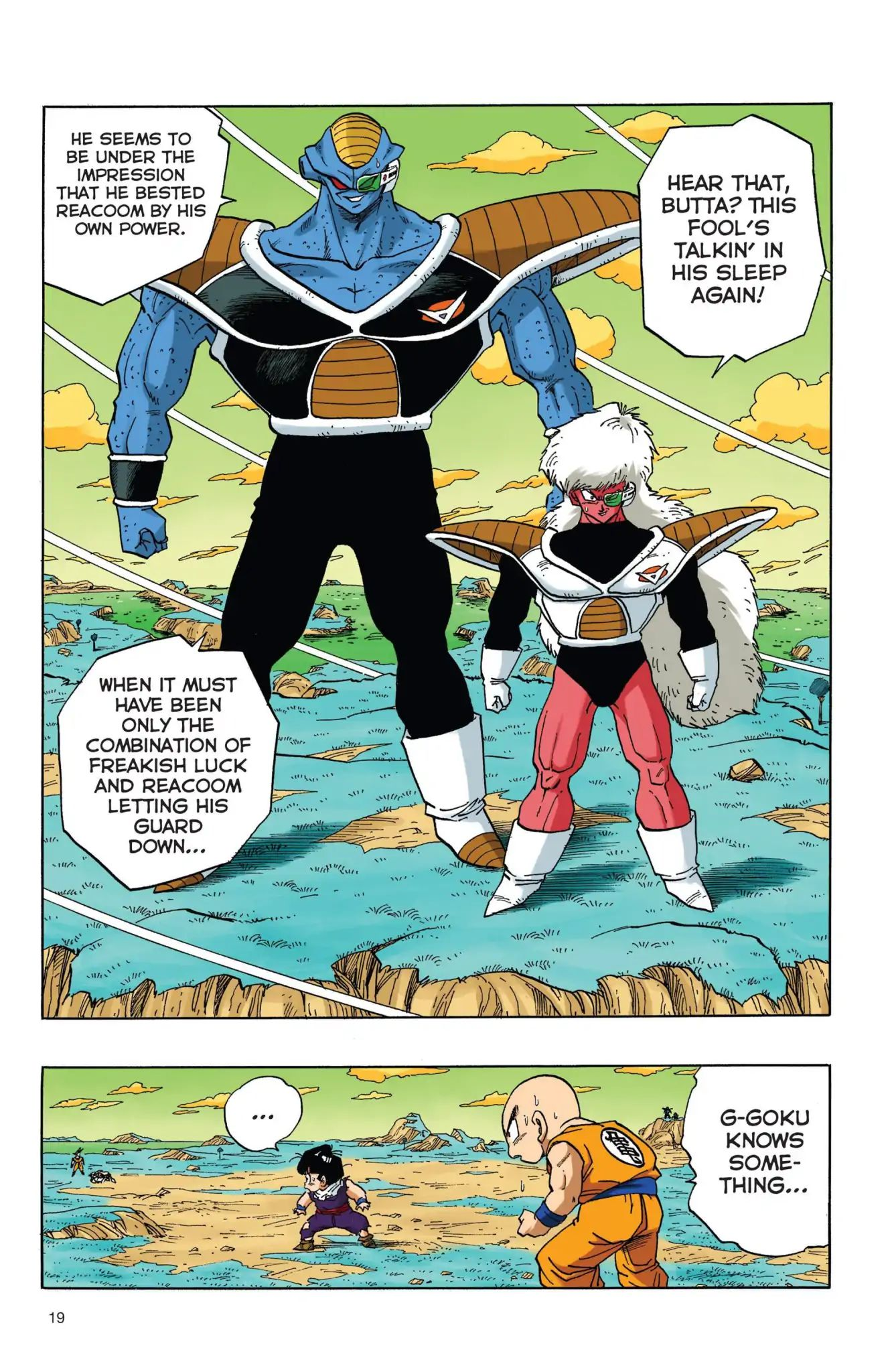 Dragon Ball Full Color Freeza Arc Chapter 36  Online Free Manga Read Image 2