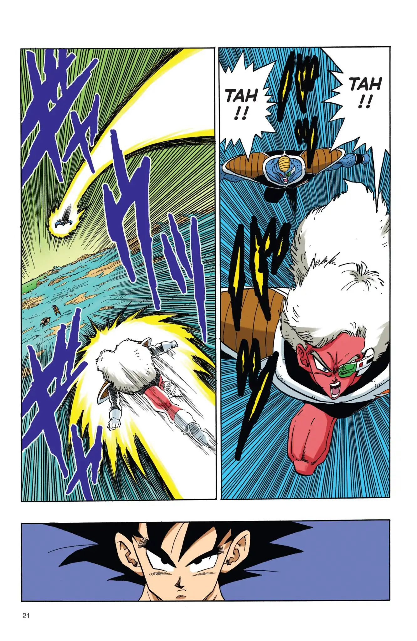 Dragon Ball Full Color Freeza Arc Chapter 36  Online Free Manga Read Image 4