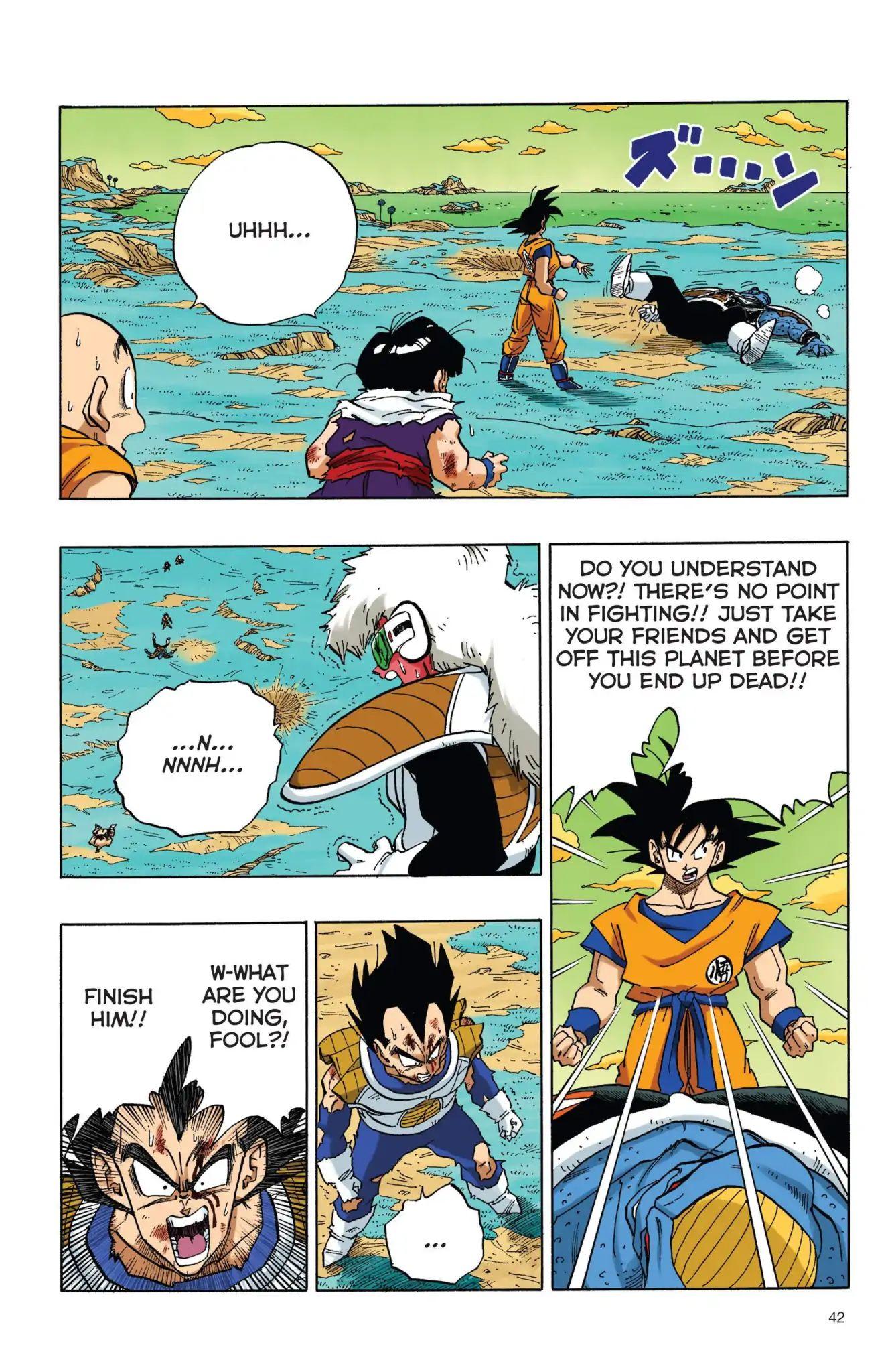Dragon Ball Full Color Freeza Arc Chapter 37  Online Free Manga Read Image 10