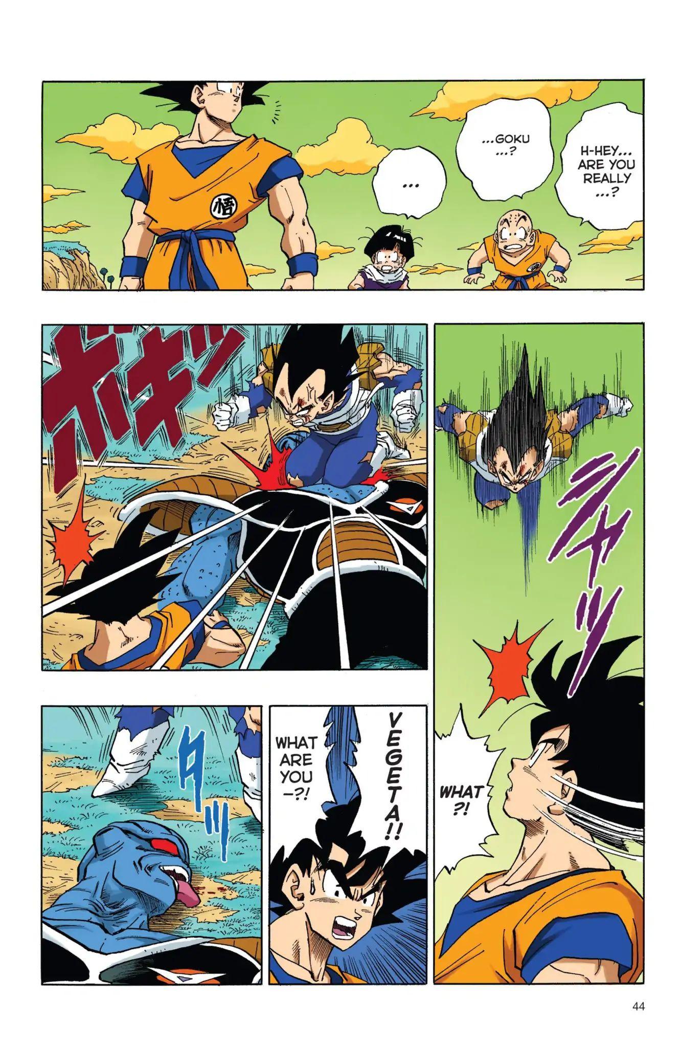 Dragon Ball Full Color Freeza Arc Chapter 37  Online Free Manga Read Image 12