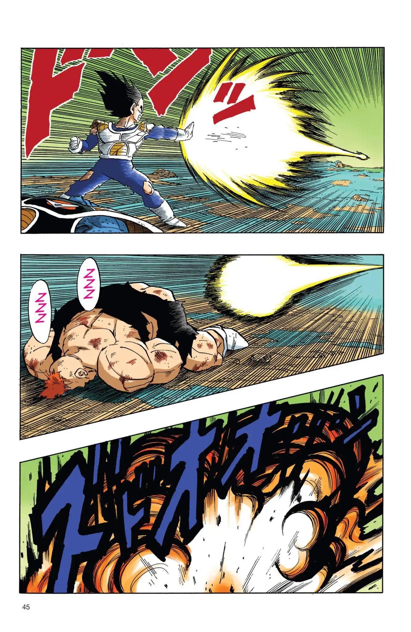 Dragon Ball Full Color Freeza Arc Chapter 37  Online Free Manga Read Image 13