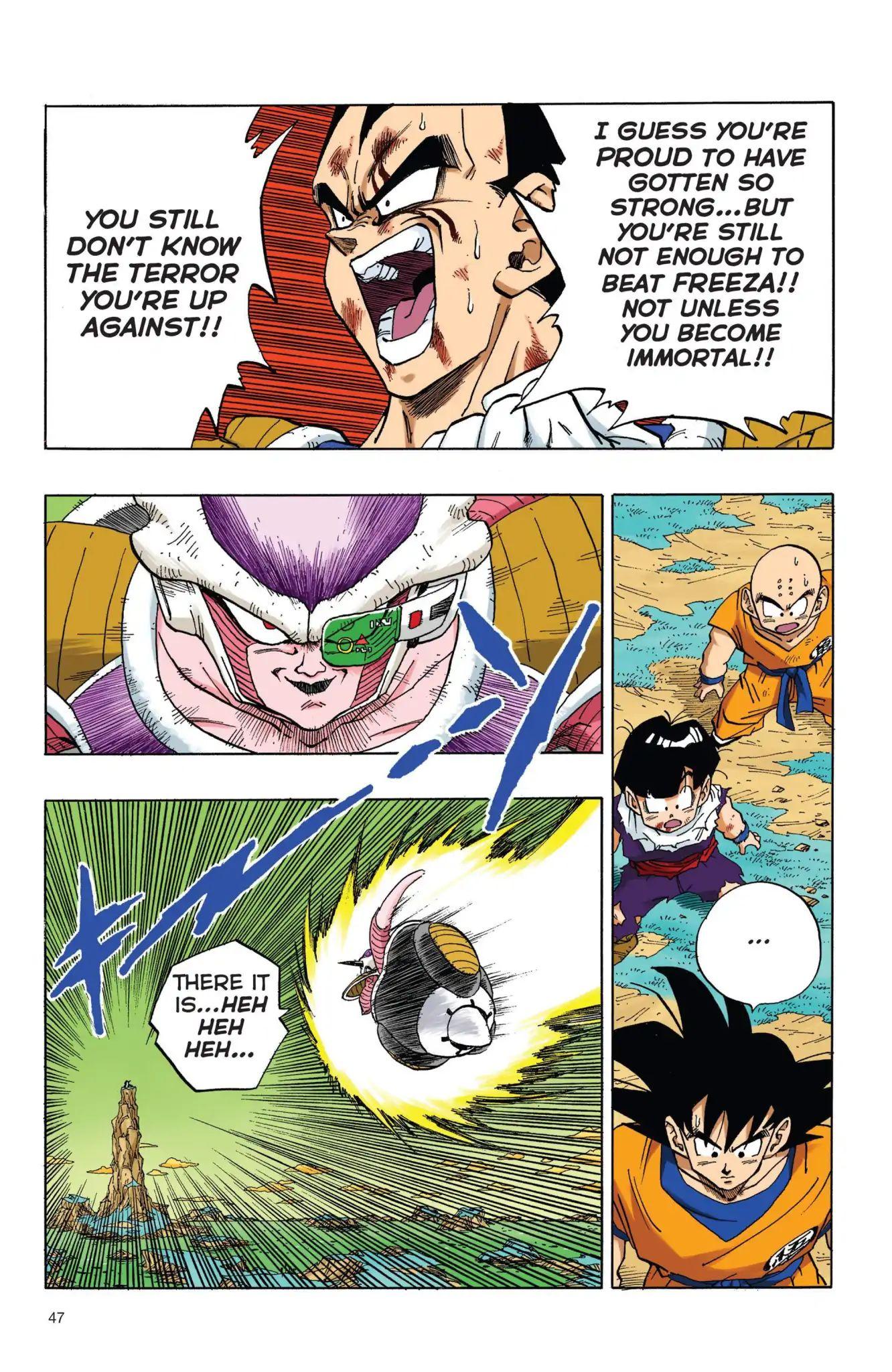 Dragon Ball Full Color Freeza Arc Chapter 37  Online Free Manga Read Image 15