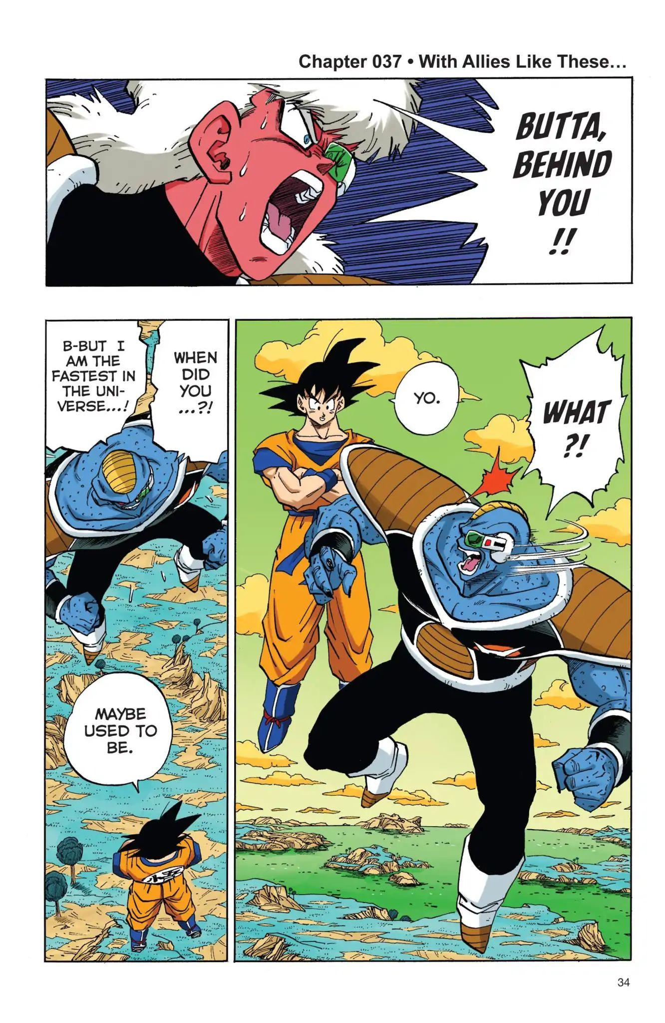 Dragon Ball Full Color Freeza Arc Chapter 37  Online Free Manga Read Image 2