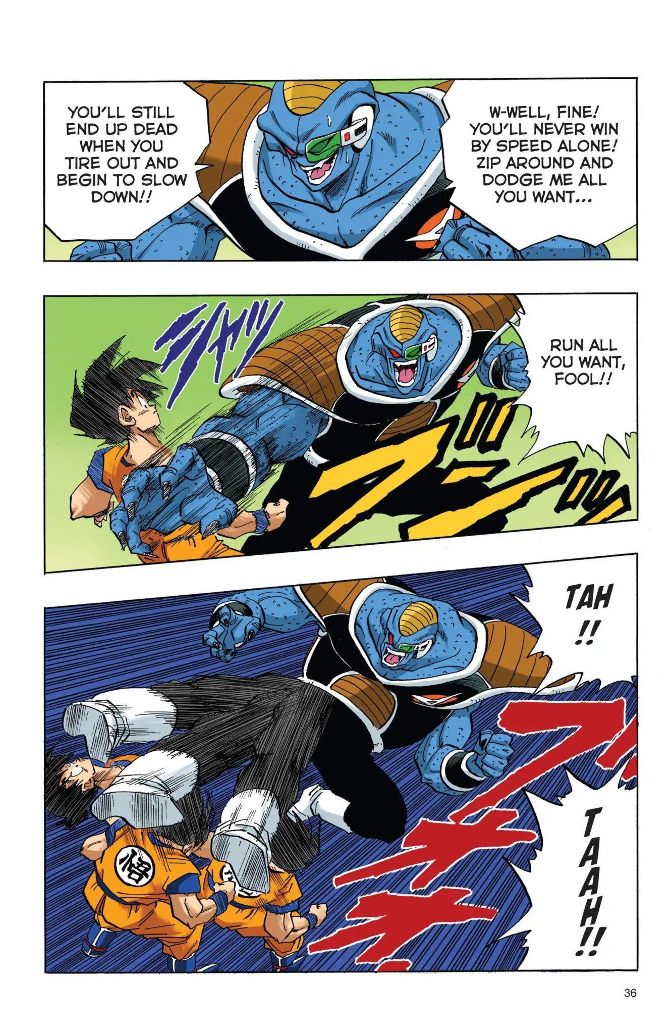Dragon Ball Full Color Freeza Arc Chapter 37  Online Free Manga Read Image 4
