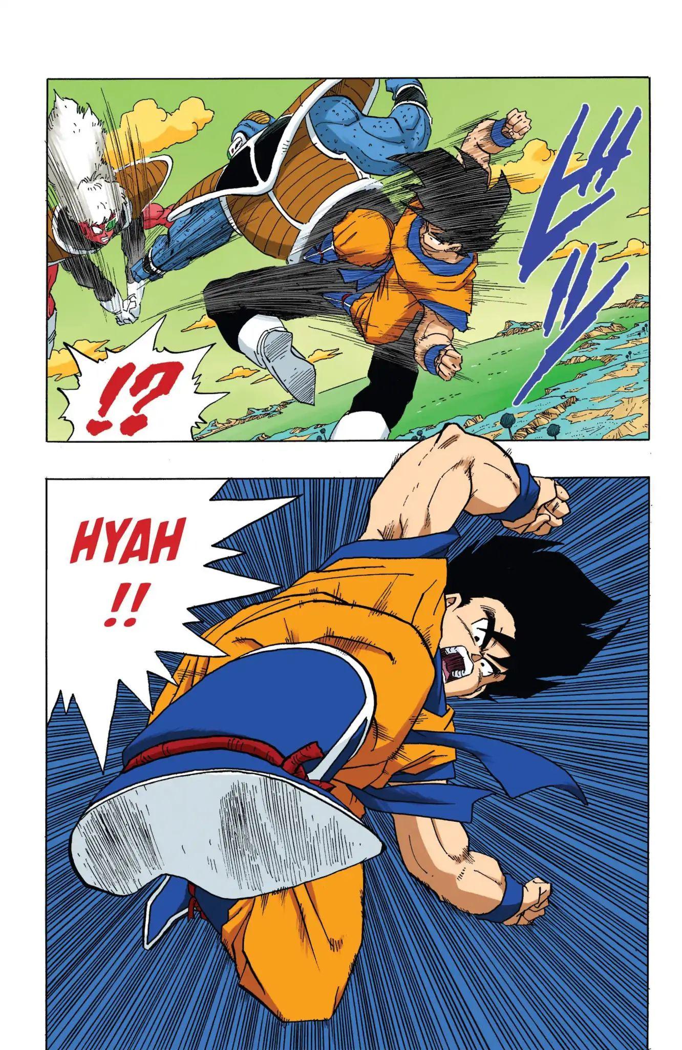 Dragon Ball Full Color Freeza Arc Chapter 37  Online Free Manga Read Image 6
