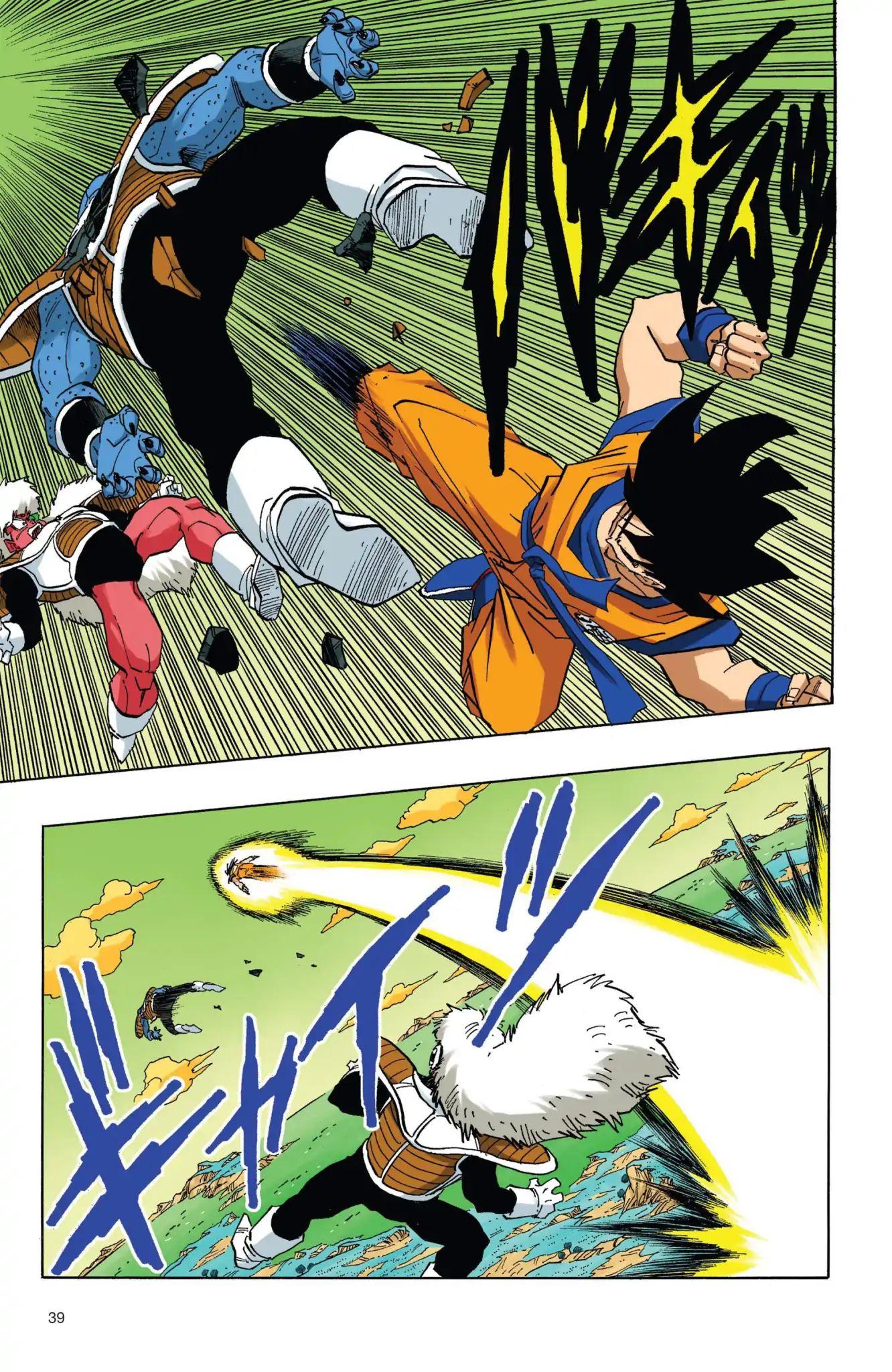 Dragon Ball Full Color Freeza Arc Chapter 37  Online Free Manga Read Image 7