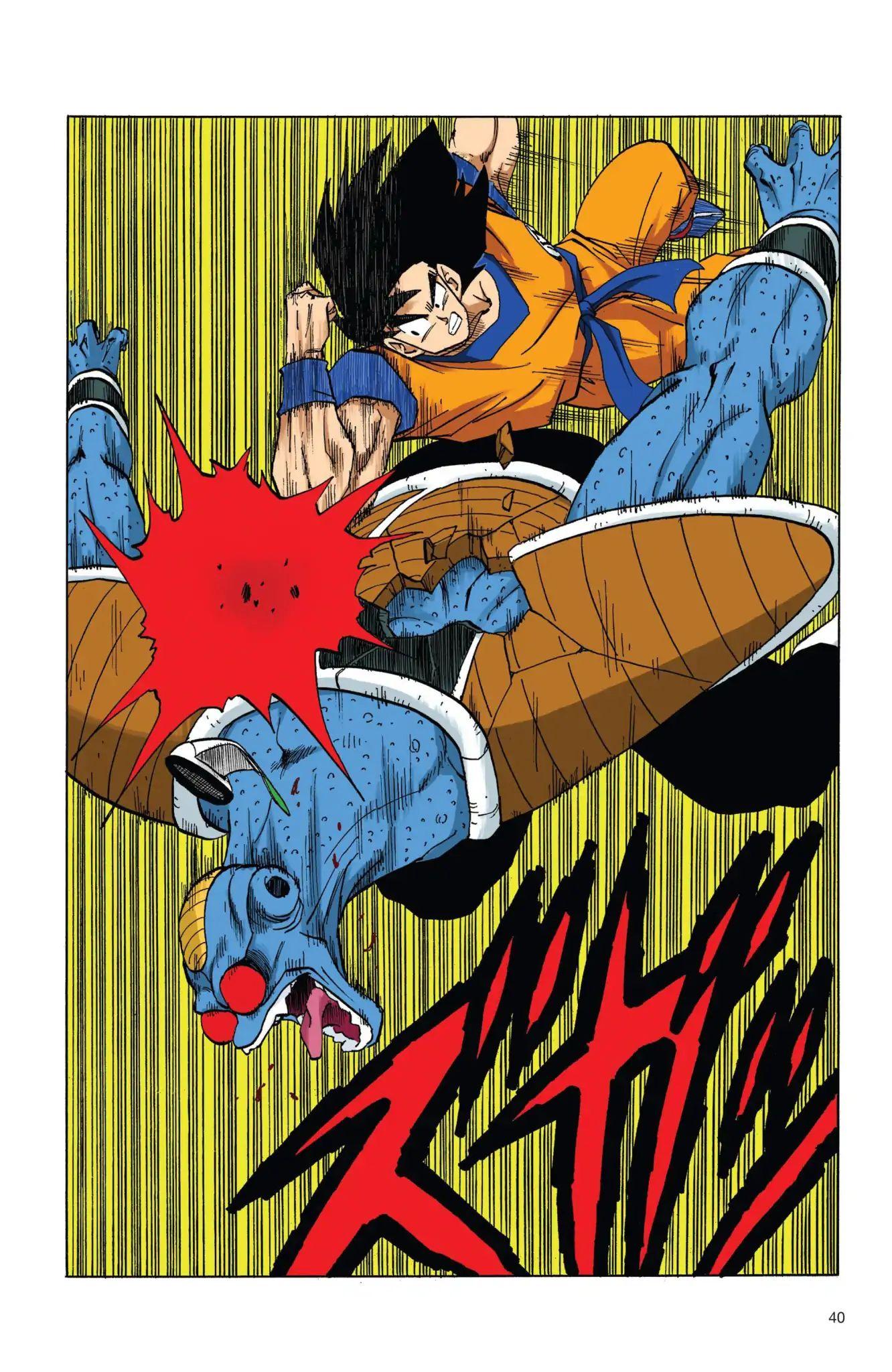 Dragon Ball Full Color Freeza Arc Chapter 37  Online Free Manga Read Image 8